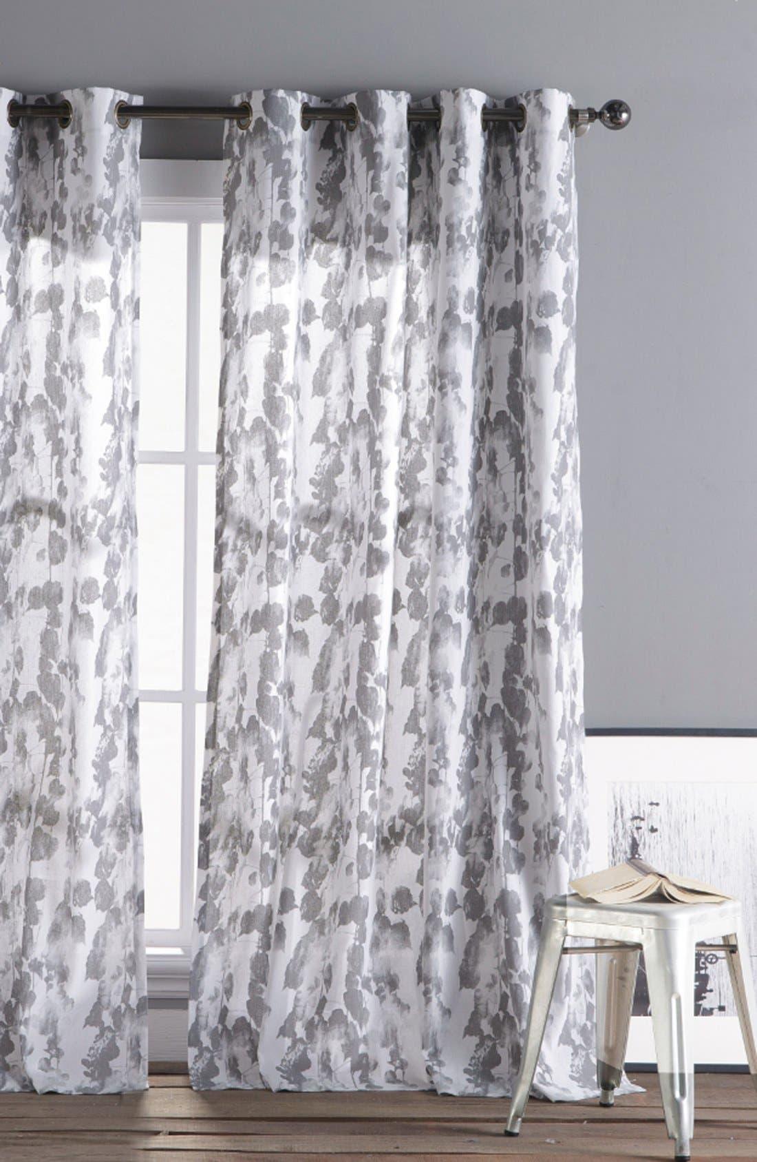 'Kara' Window Panel,                         Main,                         color, Grey