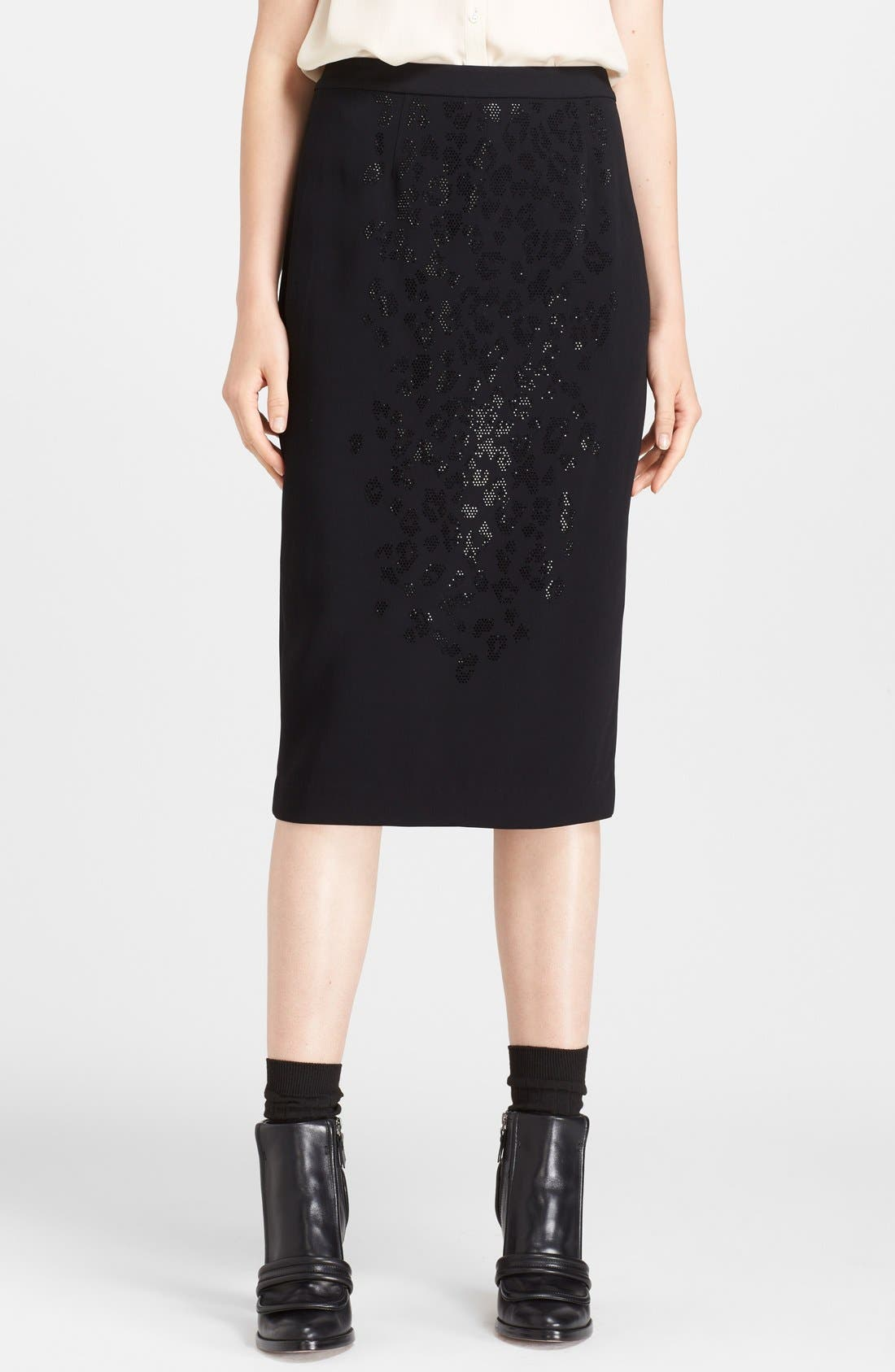 Alternate Image 1 Selected - A.L.C. 'Lee' Pencil Skirt