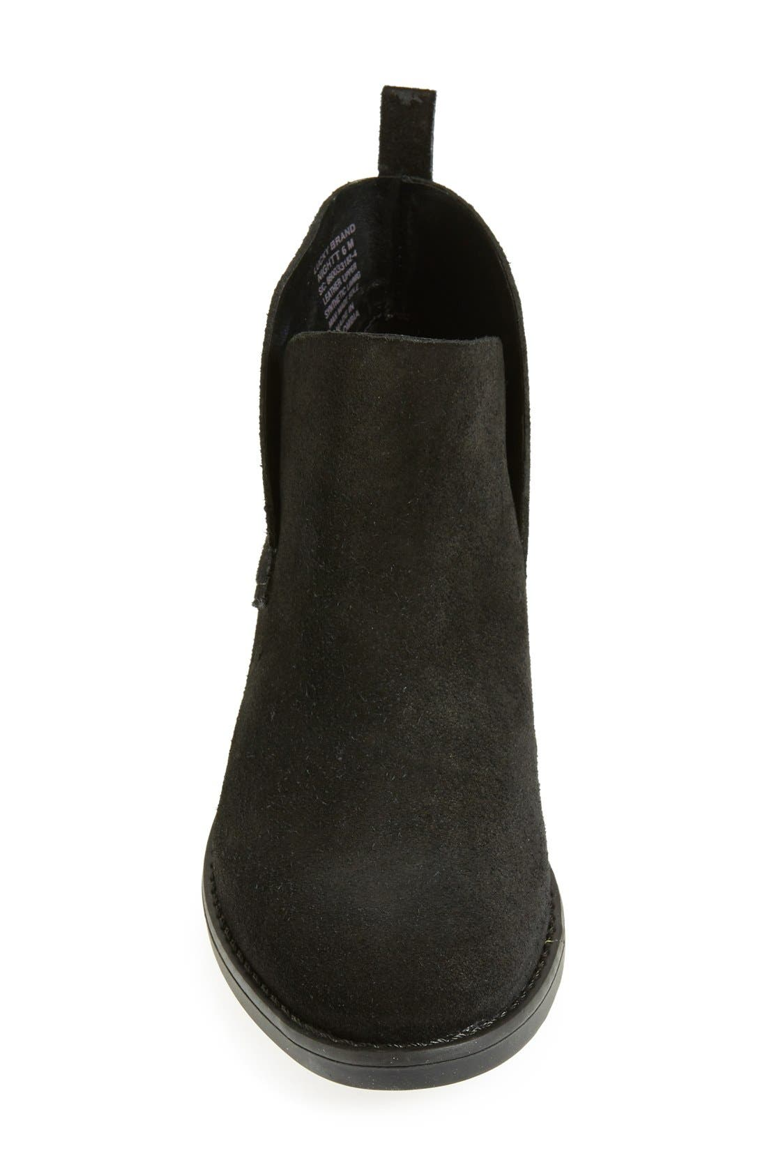 Alternate Image 3  - Lucky Brand 'Nightt' Bootie (Women)