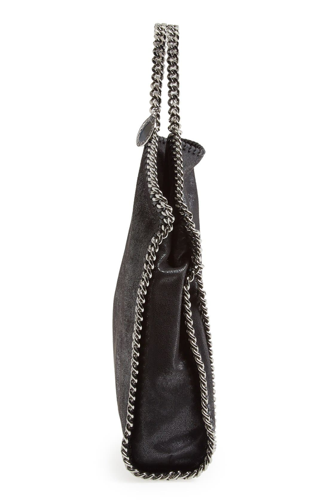 Alternate Image 4  - Stella McCartney 'Falabella - Shaggy Deer' Faux Leather Foldover Tote