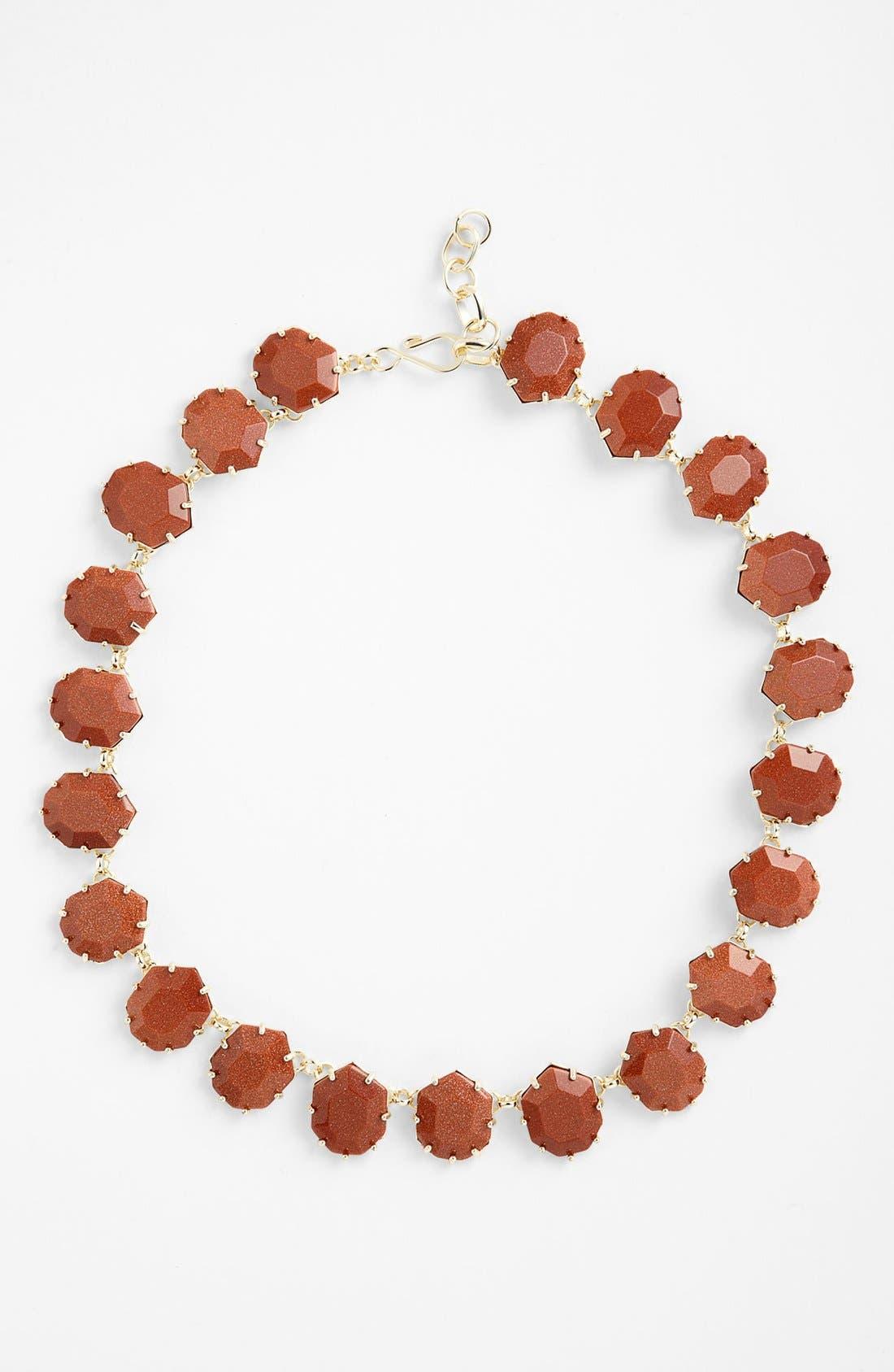 Alternate Image 1 Selected - Kendra Scott 'Sam' Stone Necklace