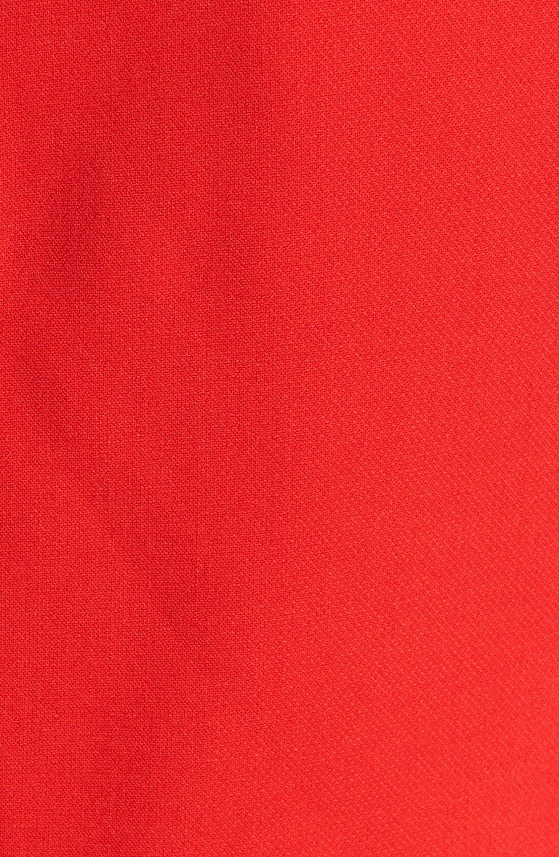 Alternate Image 3  - Diane von Furstenberg 'Paloma' Woven Fit & Flare Dress