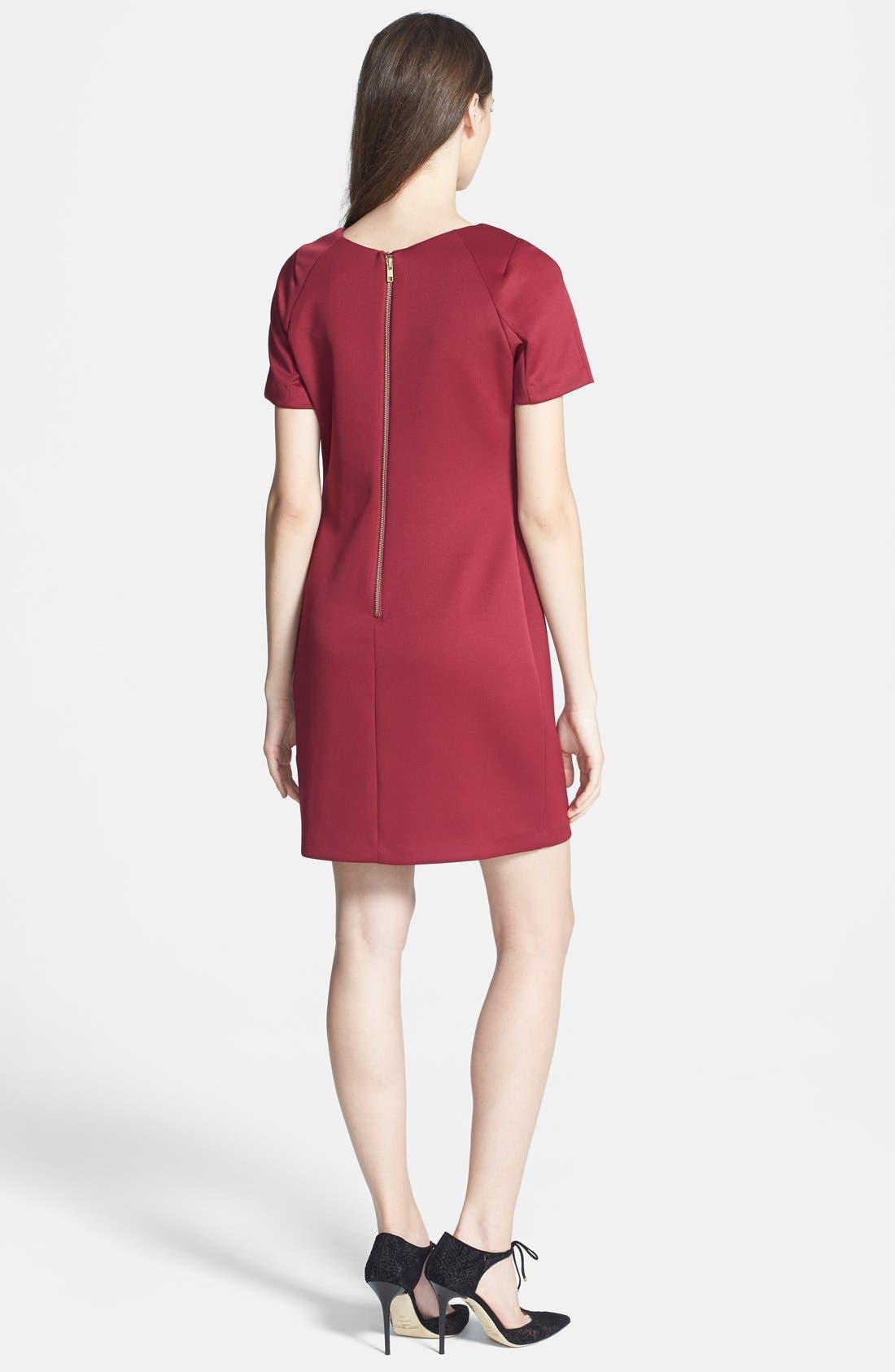 Alternate Image 2  - Alexia Admor Ponte Shift Dress