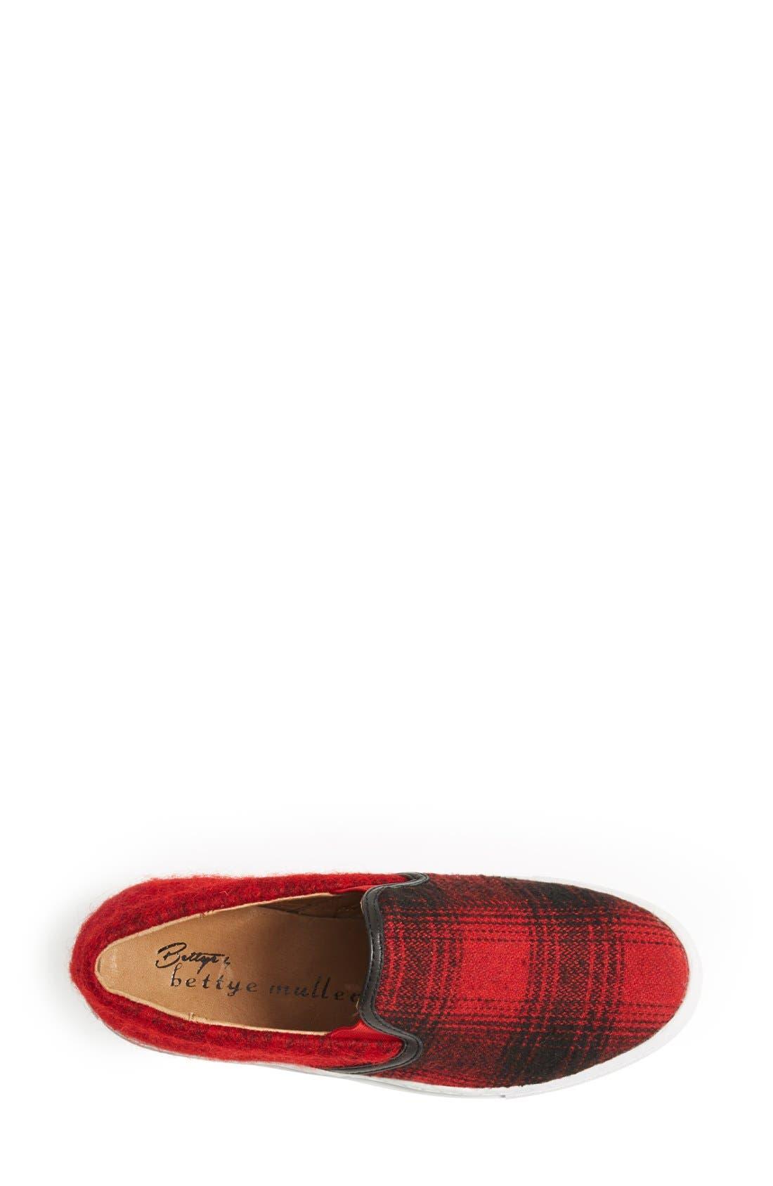 Alternate Image 3  - Bettye by Bettye Muller 'Bentley' Slip-On Sneaker (Women)