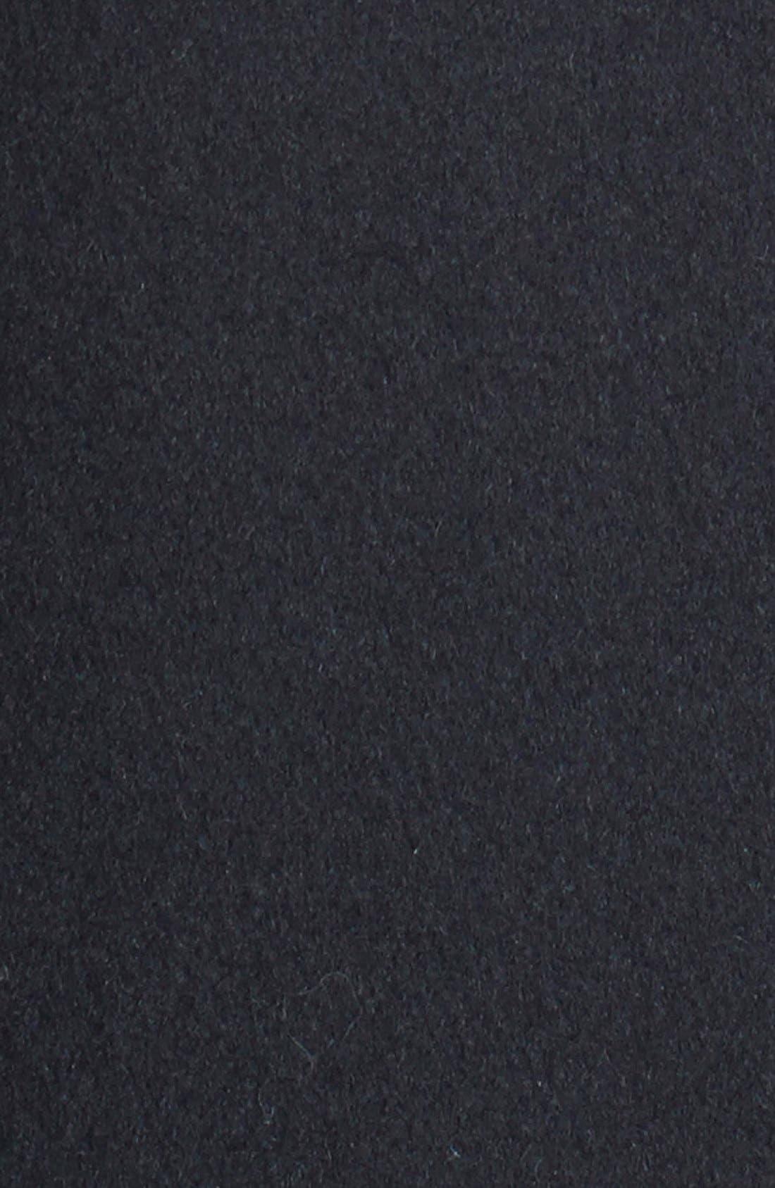 Alternate Image 3  - Vince Camuto Water Repellent Wool Blend Car Coat