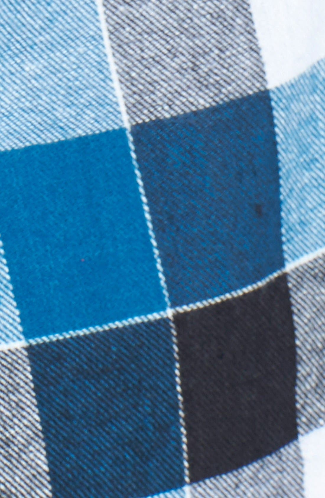 Alternate Image 2  - Sandra Ingrish Plaid Flannel Shirt
