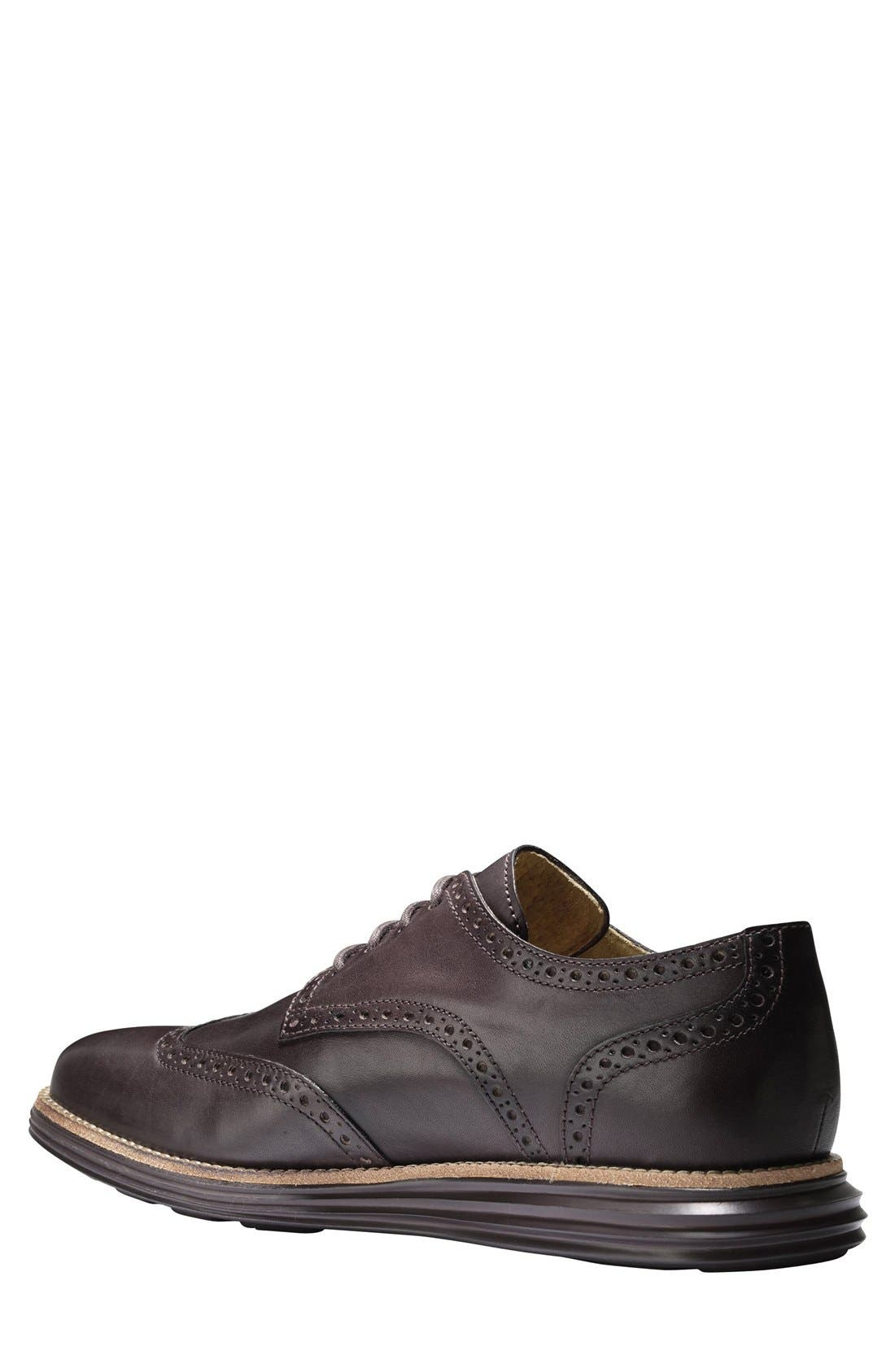 Alternate Image 2  - Cole Haan 'LunarGrand' Wingtip   (Men)
