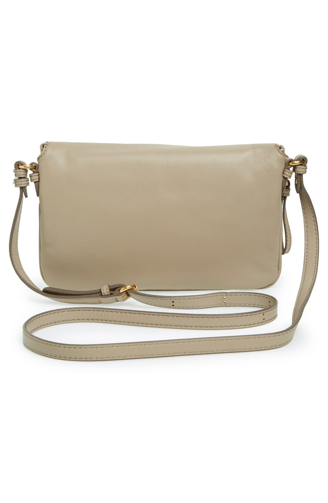 Alternate Image 4  - MARC BY MARC JACOBS 'Petal to the Metal - Percy' Crossbody Bag