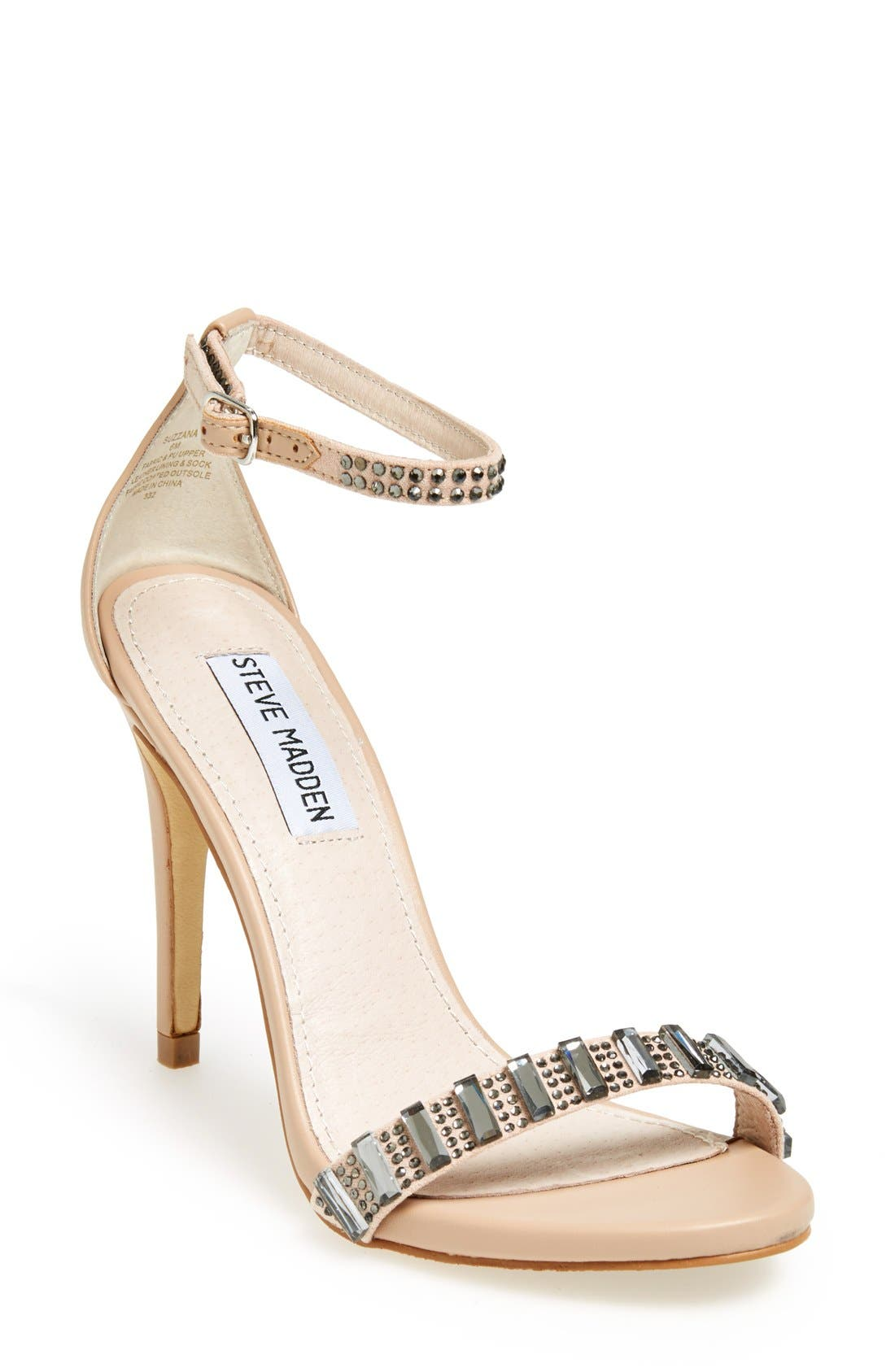 Alternate Image 1 Selected - Steve Madden 'Suzzana' Sandal (Women)