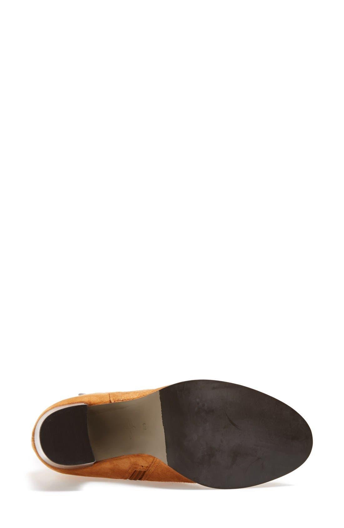 Alternate Image 4  - Pour la Victoire 'Talia' Suede Tall Boot (Women)