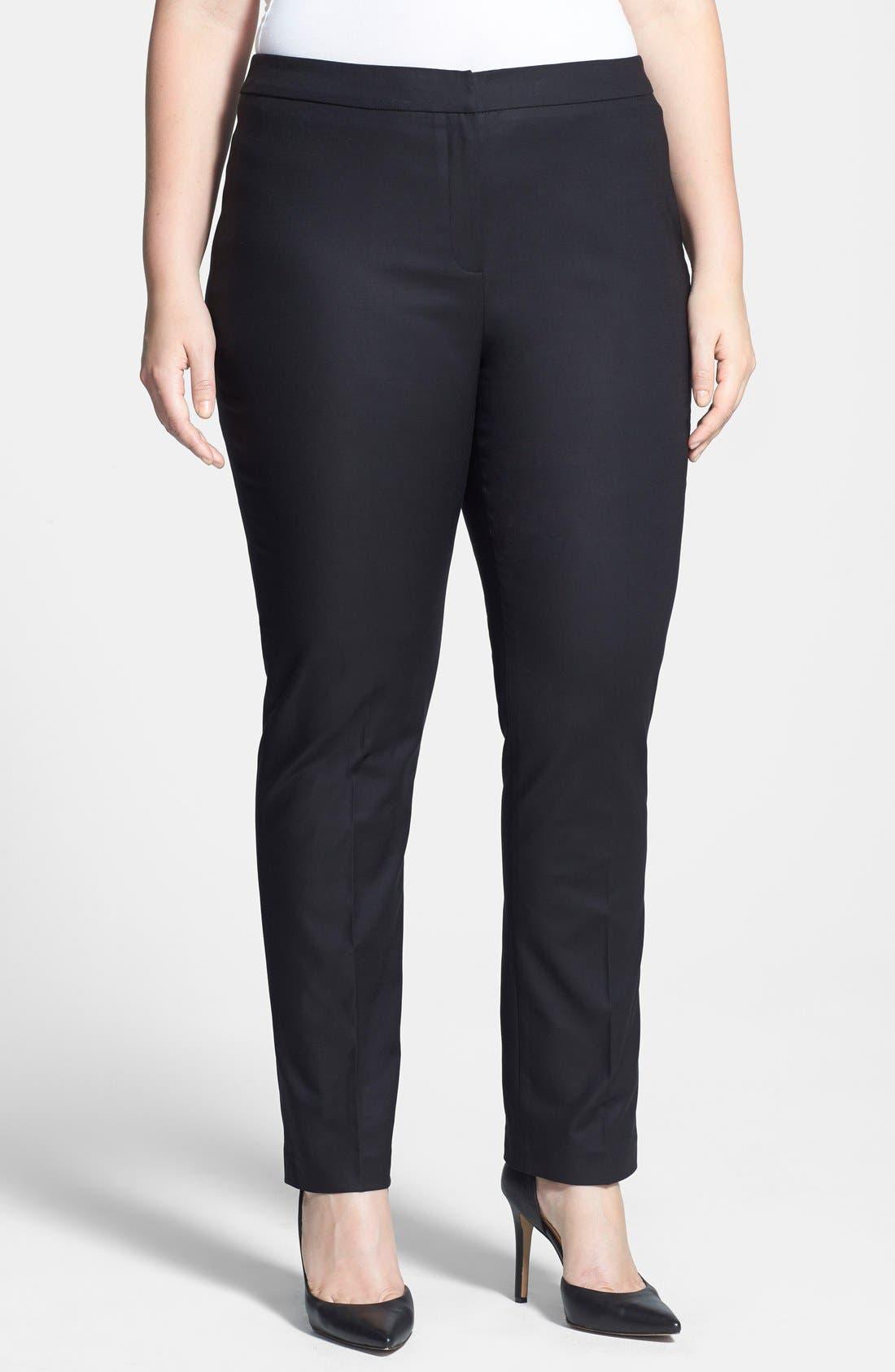 Main Image - NIC+ZOE 'The Perfect' Pants (Plus Size)