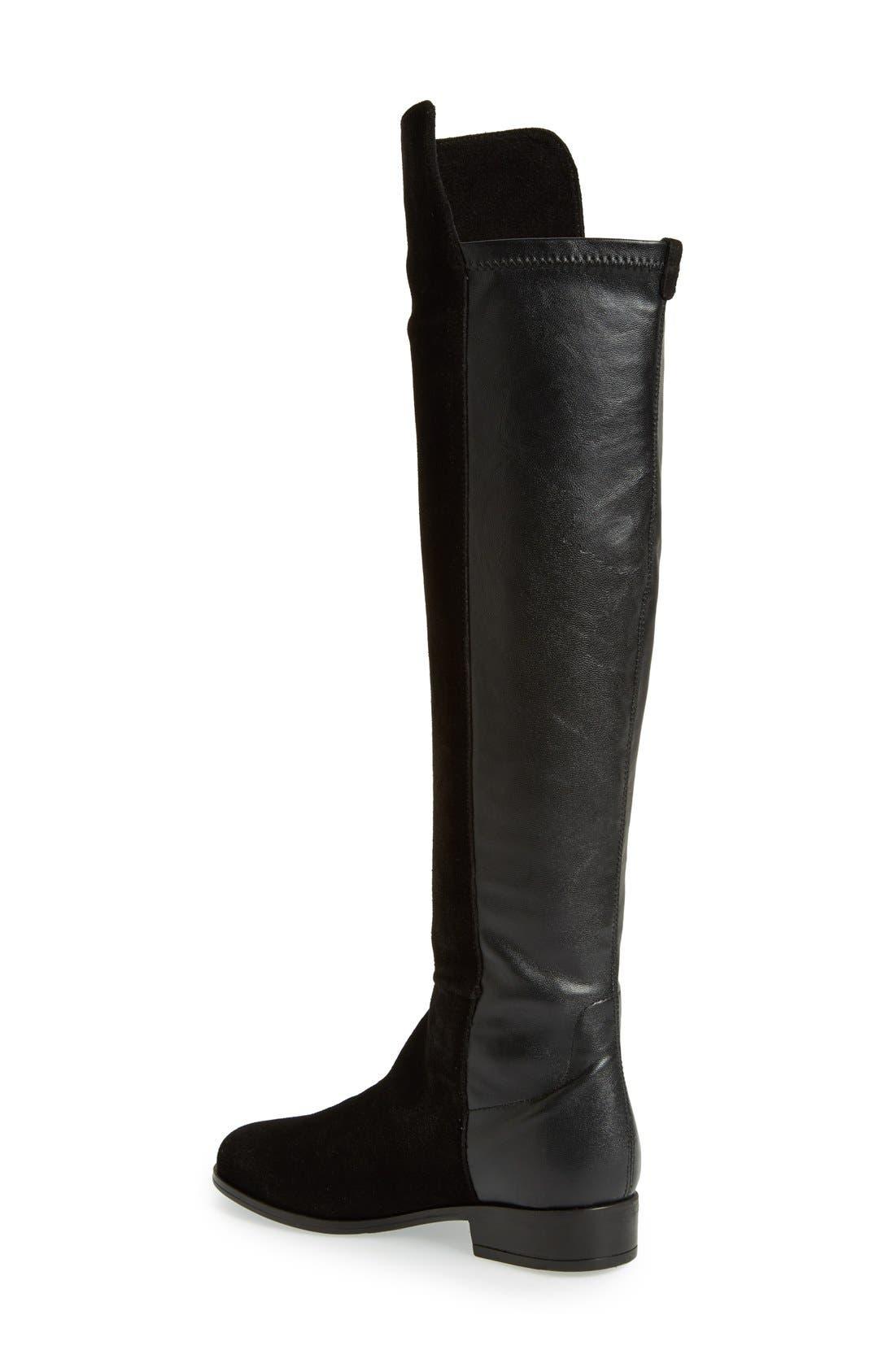 Alternate Image 2  - Dune London 'Trish' Over the Knee Boot (Women)