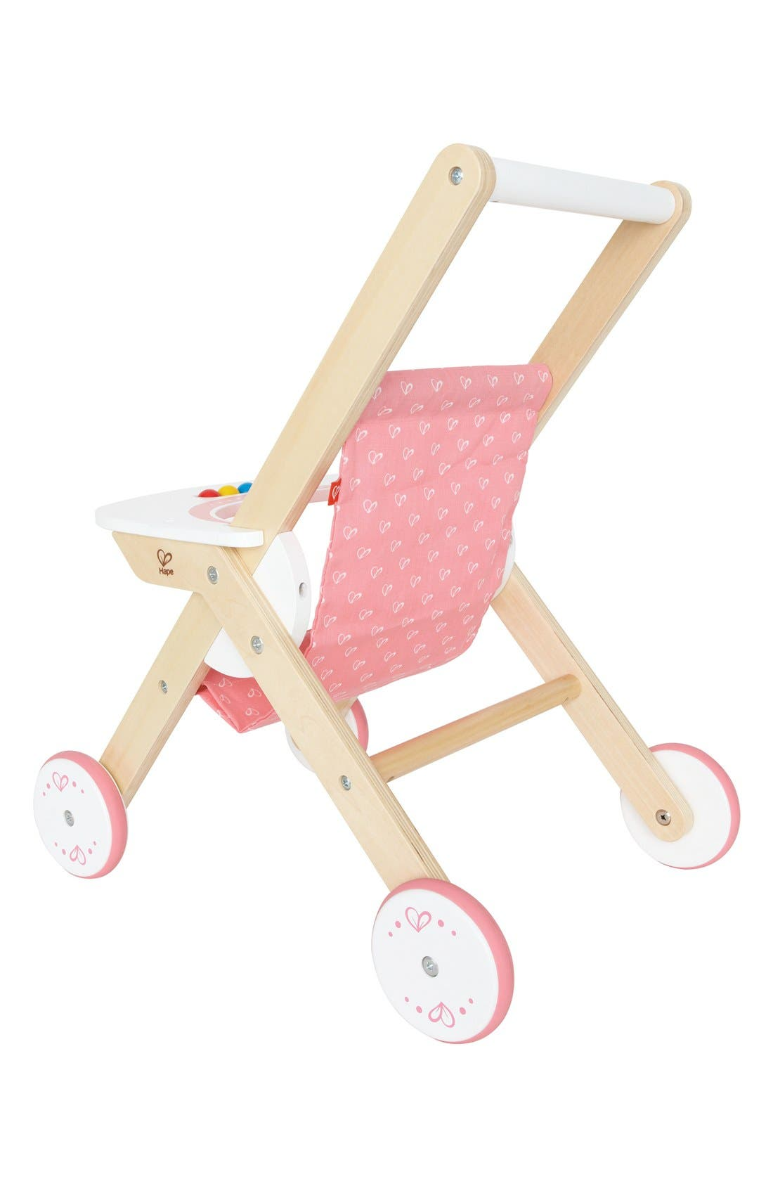 Play Stroller,                             Alternate thumbnail 5, color,                             Pink