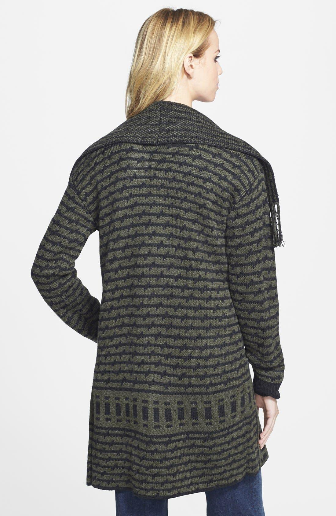 Alternate Image 2  - Leith Blanket Cardigan