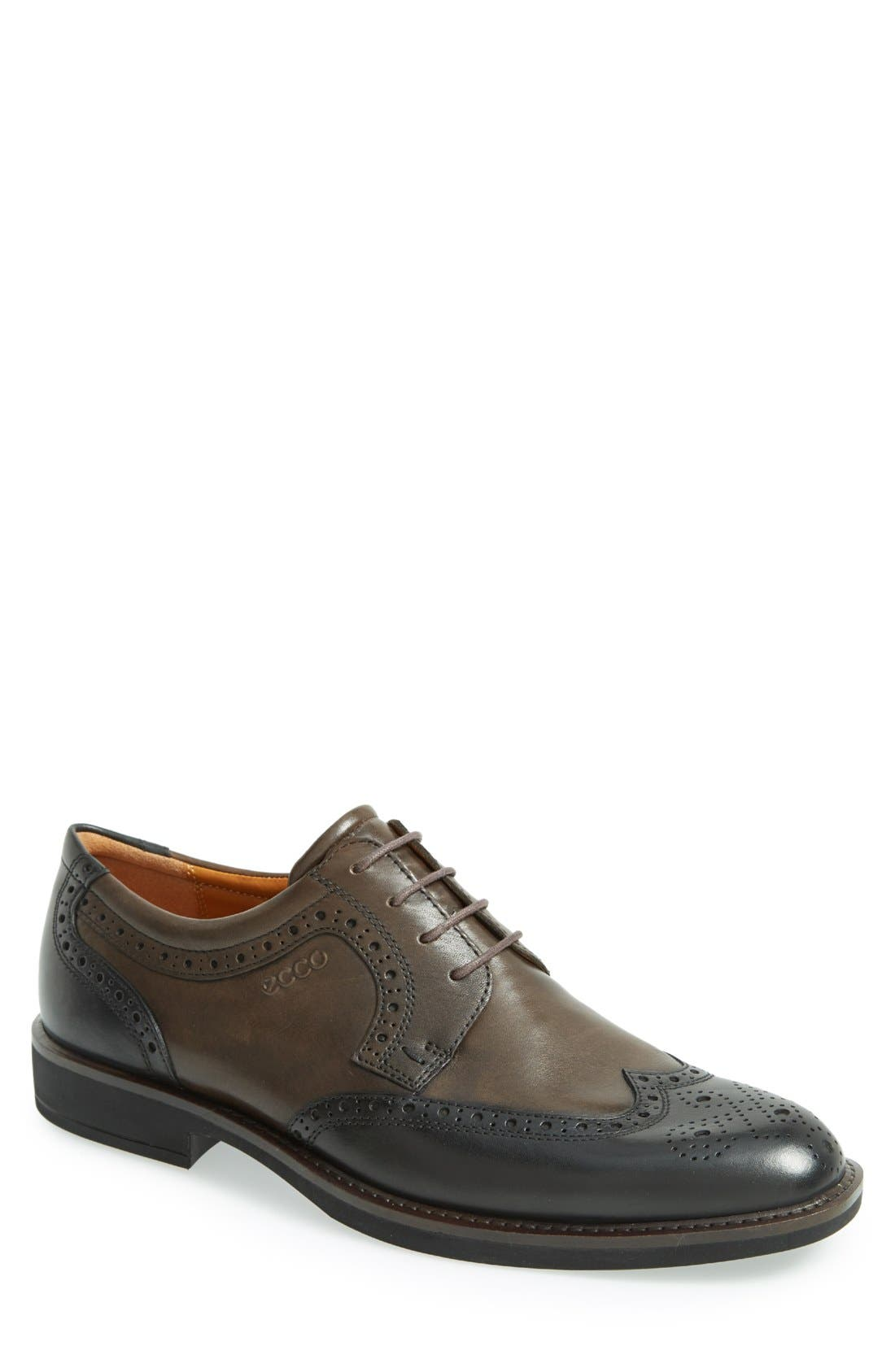 Main Image - ECCO 'Biarritz' Oxford (Online Only)
