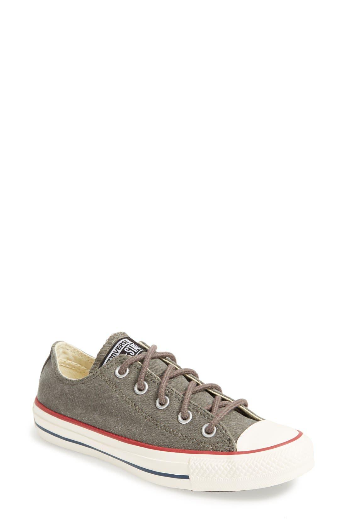 Main Image - Converse Chuck Taylor® All Star® 'Ox' Canvas Sneaker (Women)