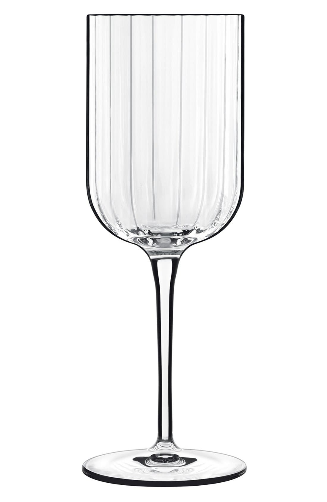 'Bach' Red Wine Glasses,                         Main,                         color, White
