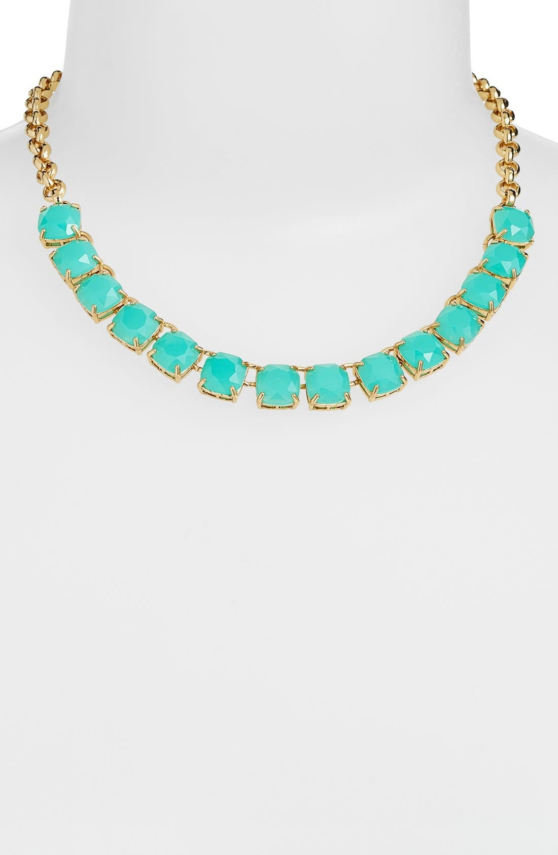 Alternate Image 2  - kate spade new york 'squared away' collar necklace