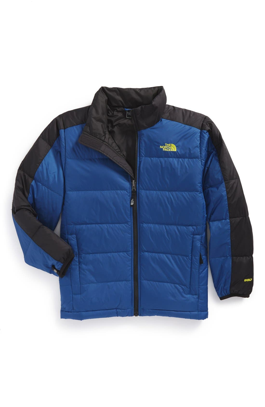 Alternate Image 1 Selected - The North Face 'Aconcagua' Jacket (Big Boys)