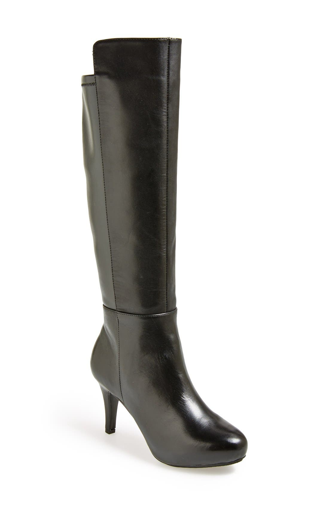 Alternate Image 1 Selected - Me Too 'Mirage' Knee High Leather Boot (Women)
