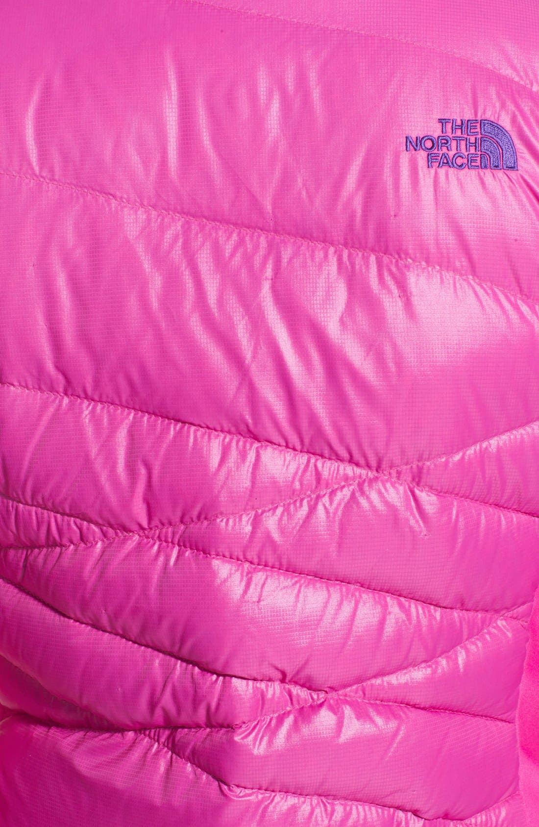 Alternate Image 3  - The North Face 'Hyline' Hybrid Down Jacket