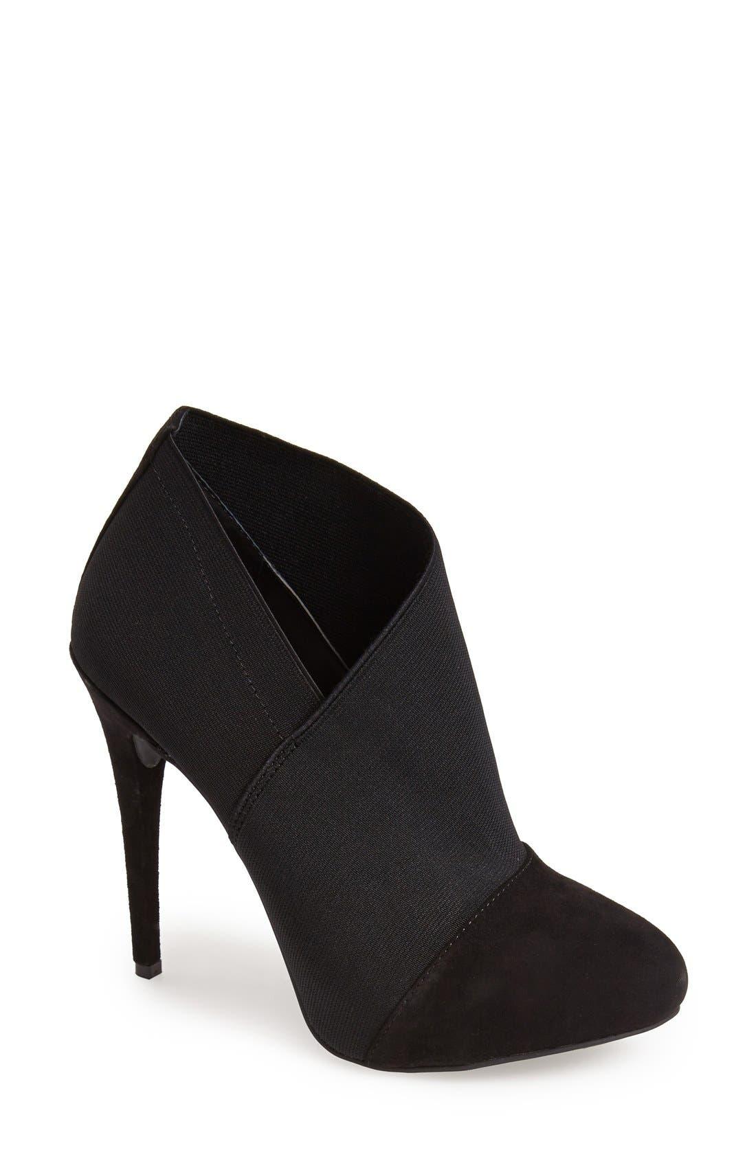 Alternate Image 1 Selected - Jessica Simpson 'Neesha' Stiletto Bootie (Women)