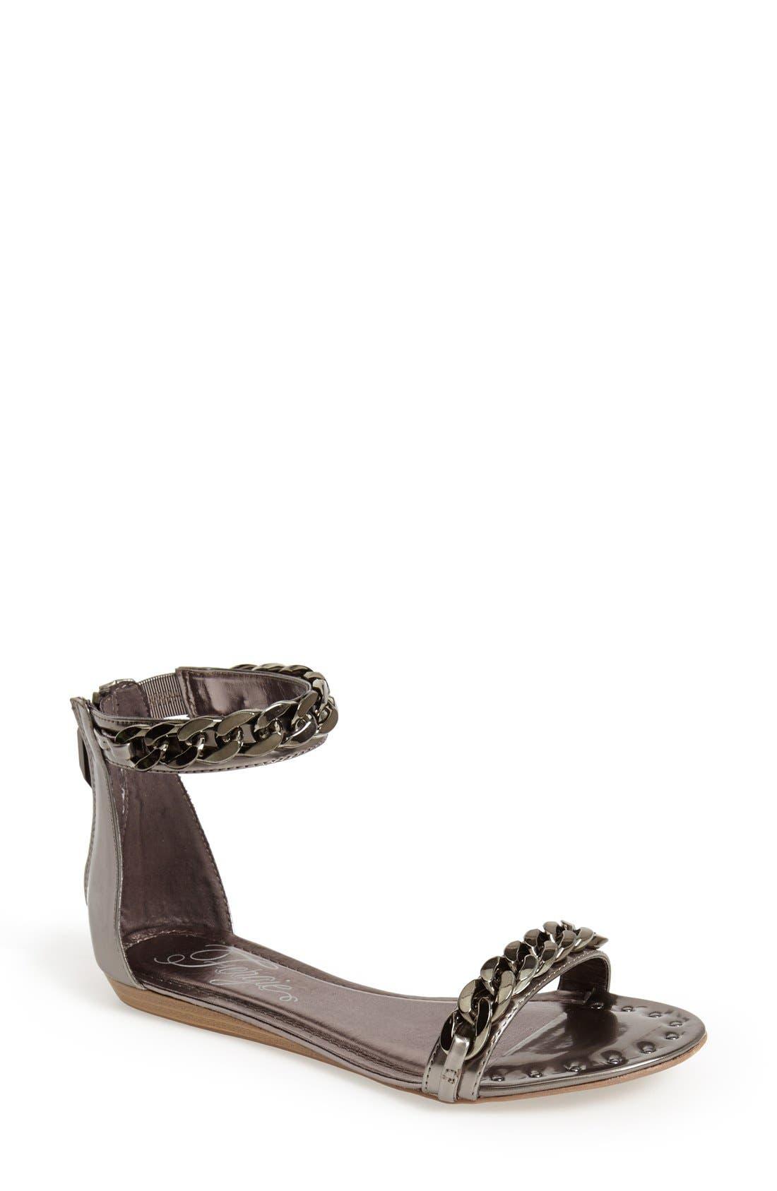 Alternate Image 1 Selected - Fergie 'Grind' Sandal (Women)