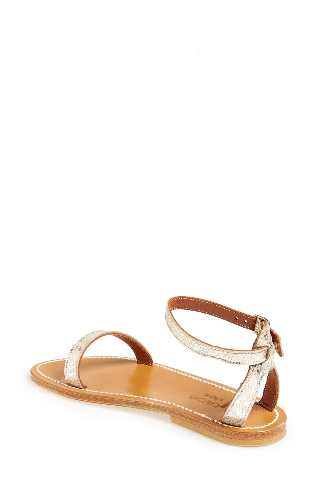 Alternate Image 2  - K.Jacques St. Tropez 'Laura' Ankle Strap Sandal (Women)