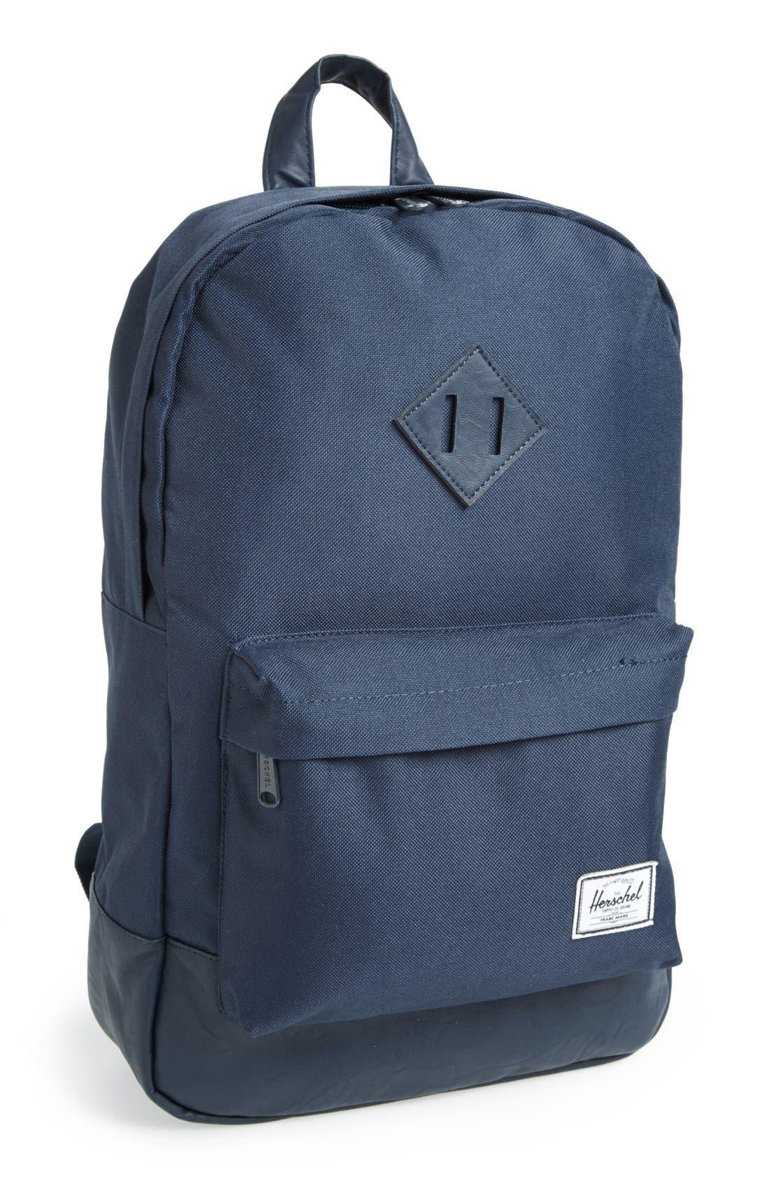 Alternate Image 1 Selected - Herschel Supply Co. 'Heritage - Medium' Backpack