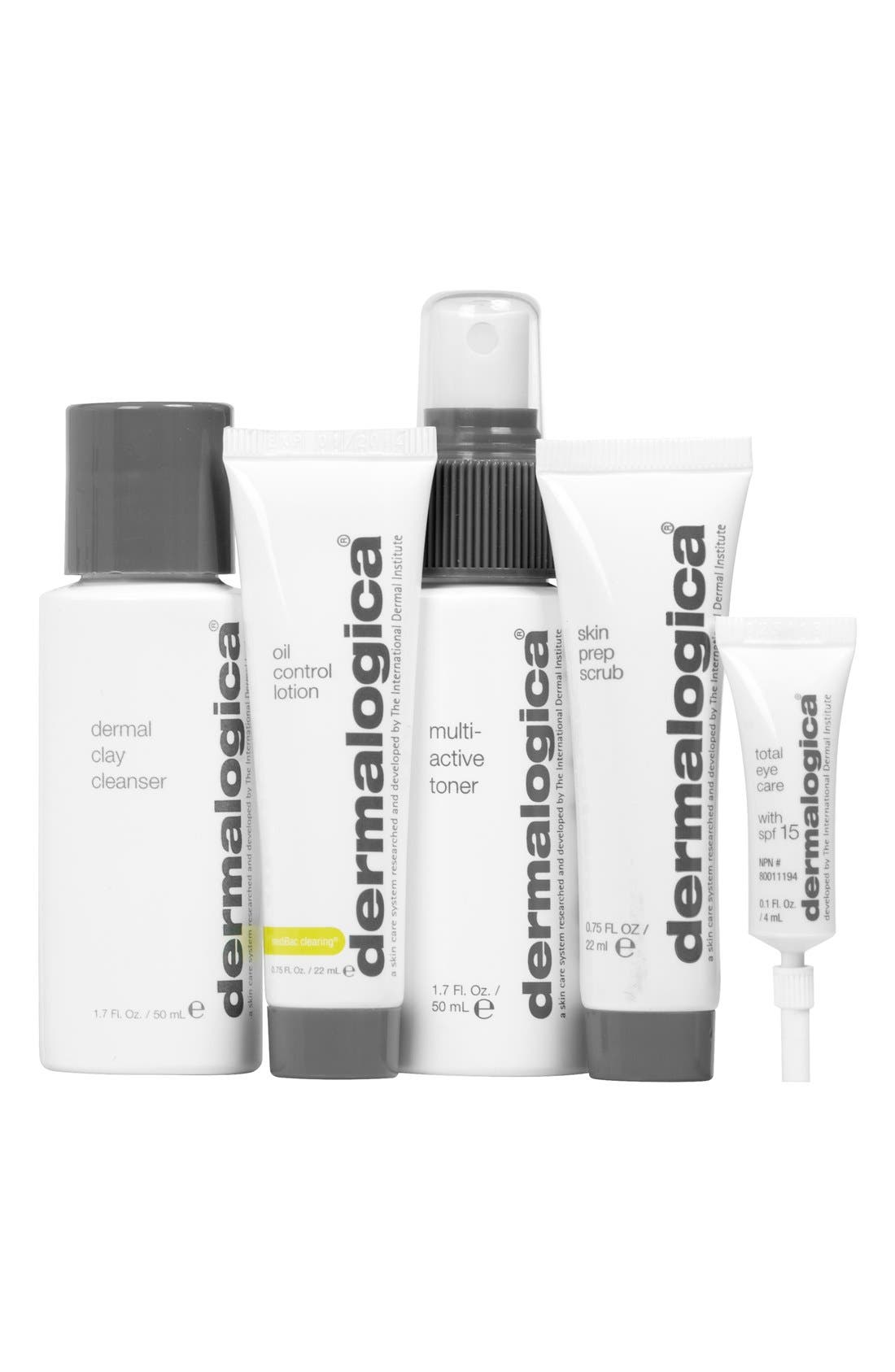 dermalogica® Skin Kit for Oily Skin ($68.50 Value)
