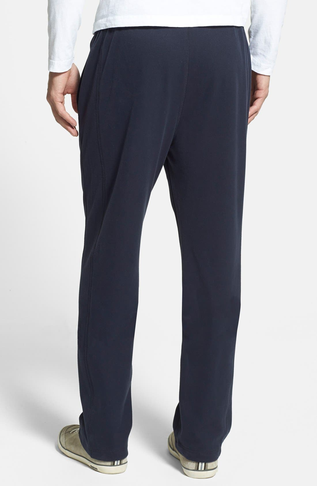 Alternate Image 2  - Tommy Bahama 'New Pacific Palisade' Pima Cotton Knit Pants