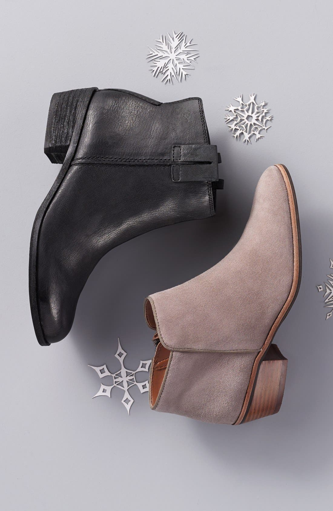 'James' Round Toe Bootie,                             Alternate thumbnail 5, color,