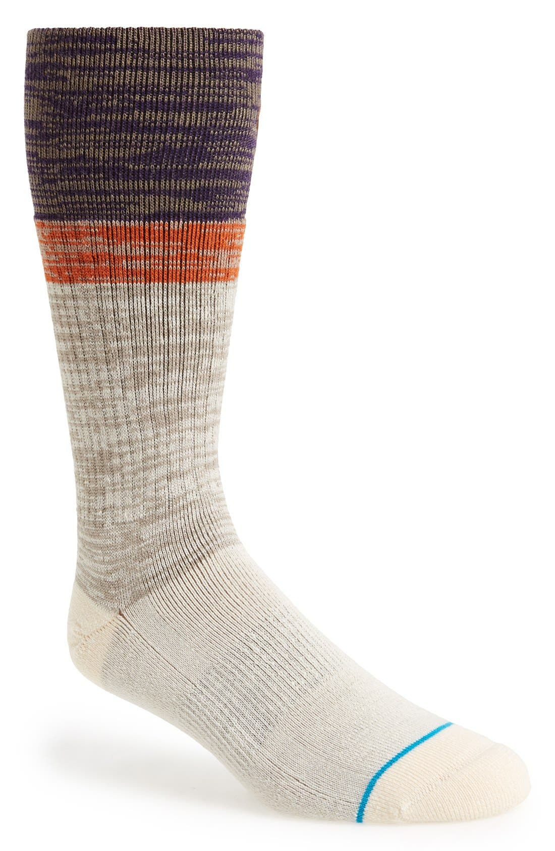 Alternate Image 1 Selected - Stance 'The Reserve - Scout' Socks