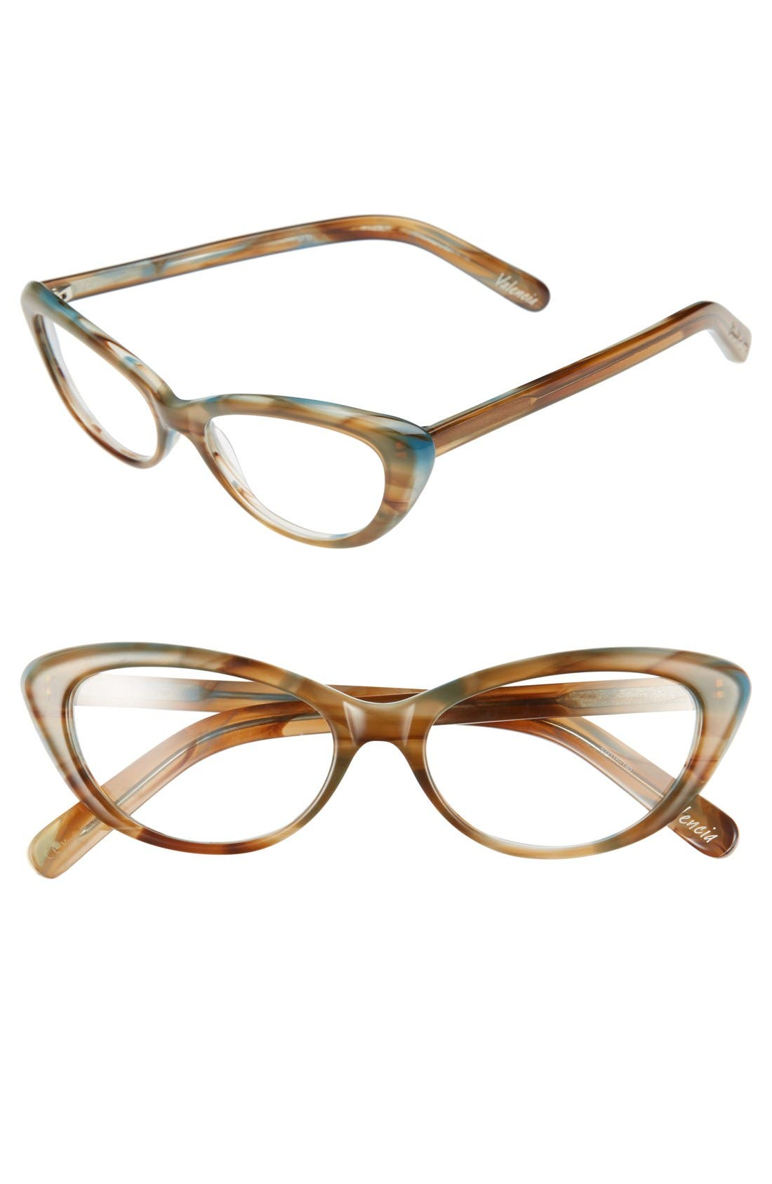 Main Image - Elizabeth and James 'Valencia' 52mm Optical Glasses