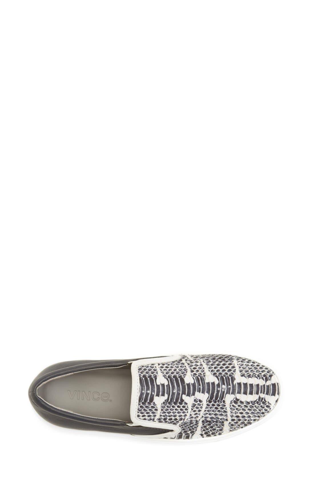 Alternate Image 3  - Vince 'Banler' Slip-On Sneaker (Women)
