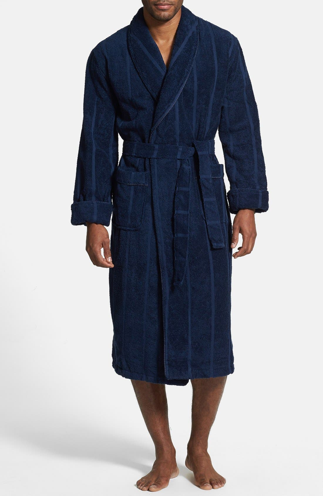 Ultra Lux Robe,                             Main thumbnail 1, color,                             Marine