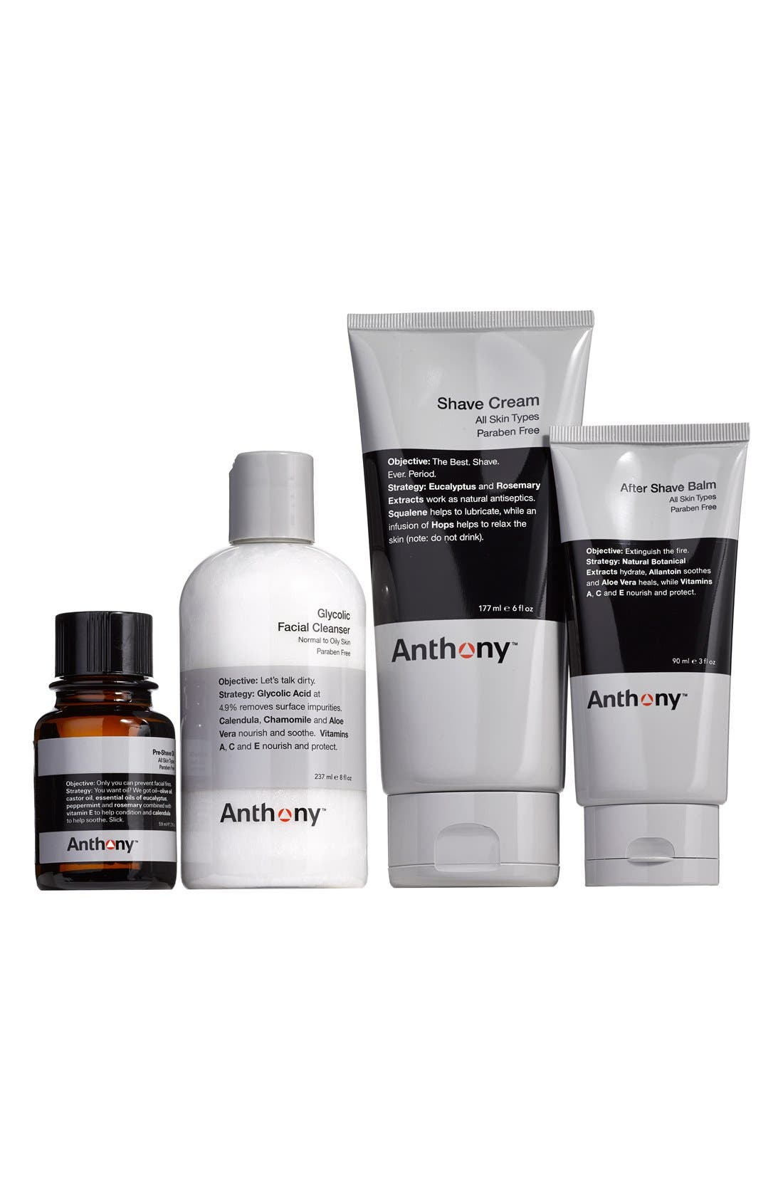 Anthony™ The Perfect Shave Kit ($90 Value)