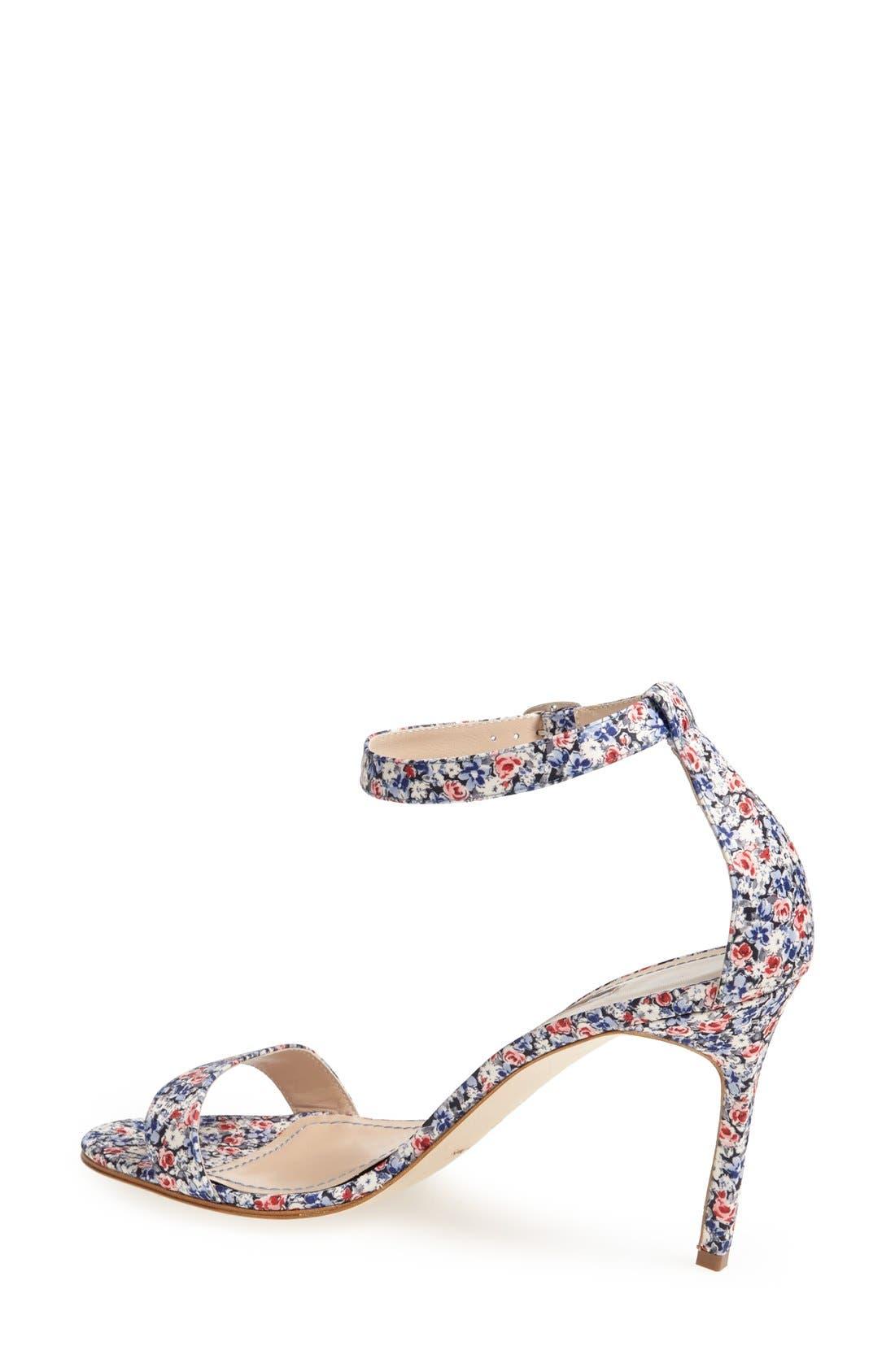 Alternate Image 2  - Manolo Blahnik 'Chaos' Ankle Strap Sandal (Women)