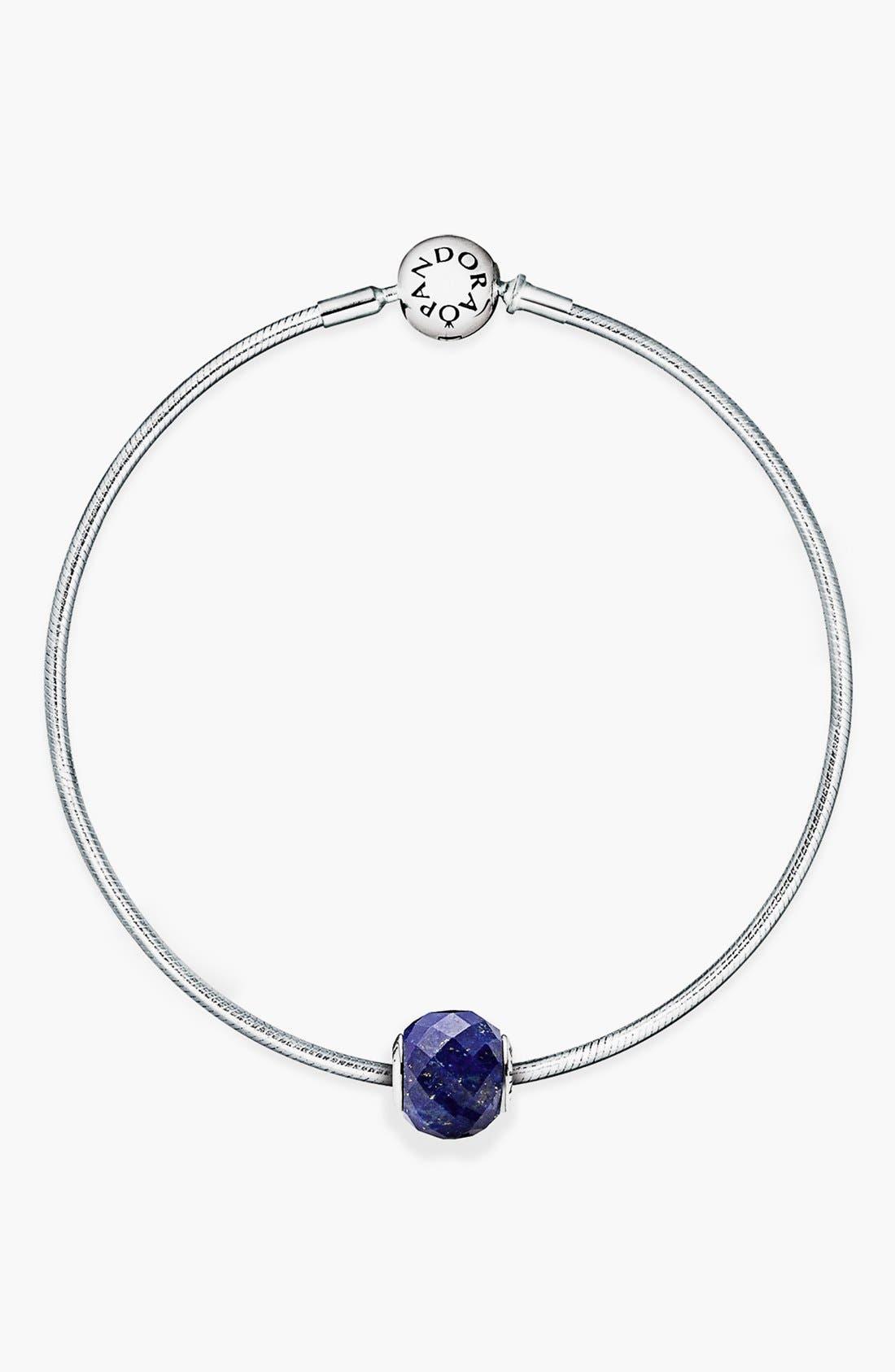 Alternate Image 1 Selected - PANDORA 'Essence - Peace' Charm Bracelet Set