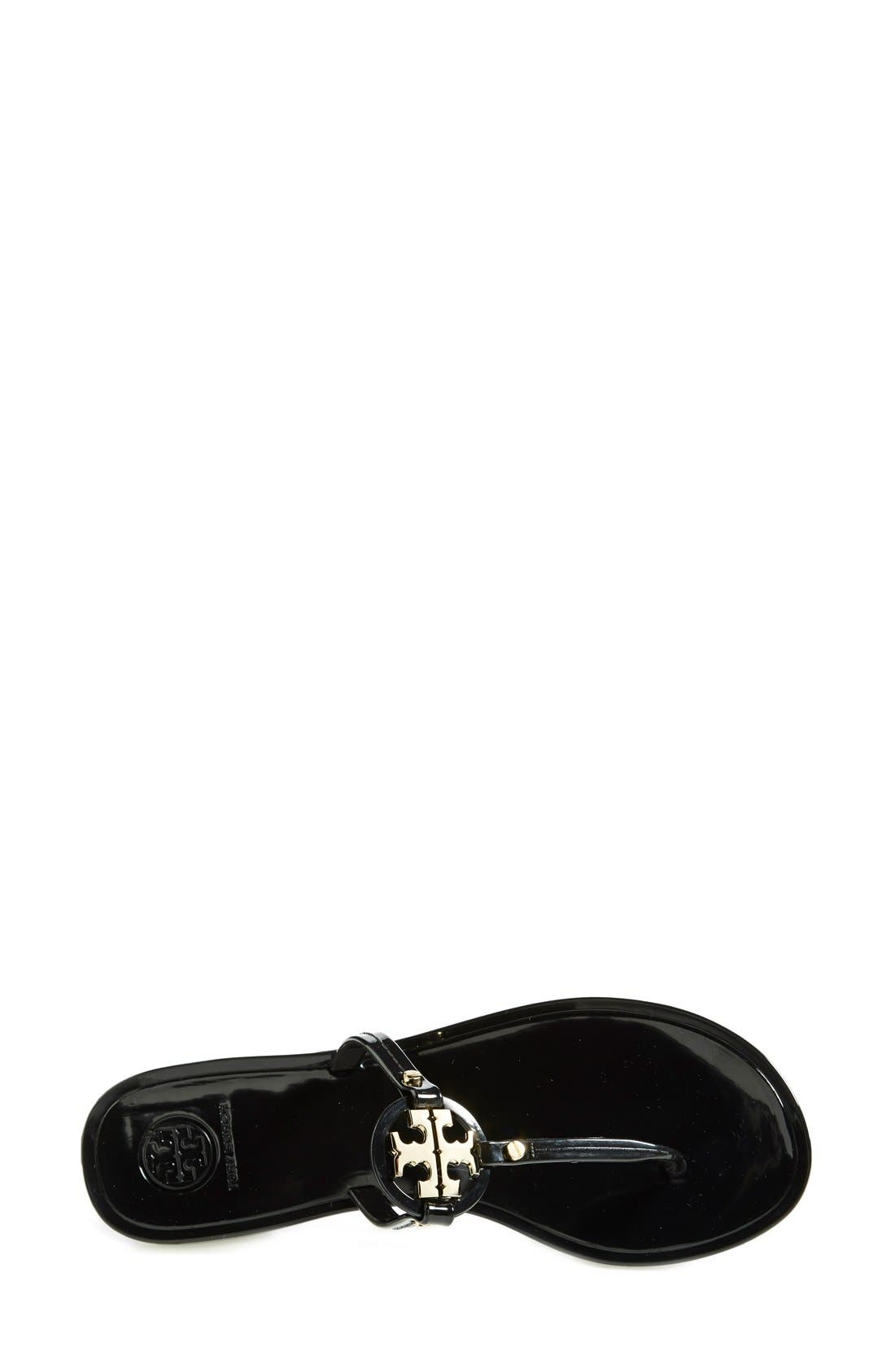 Alternate Image 3  - Tory Burch 'Mini Miller' Flat Sandal (Women)