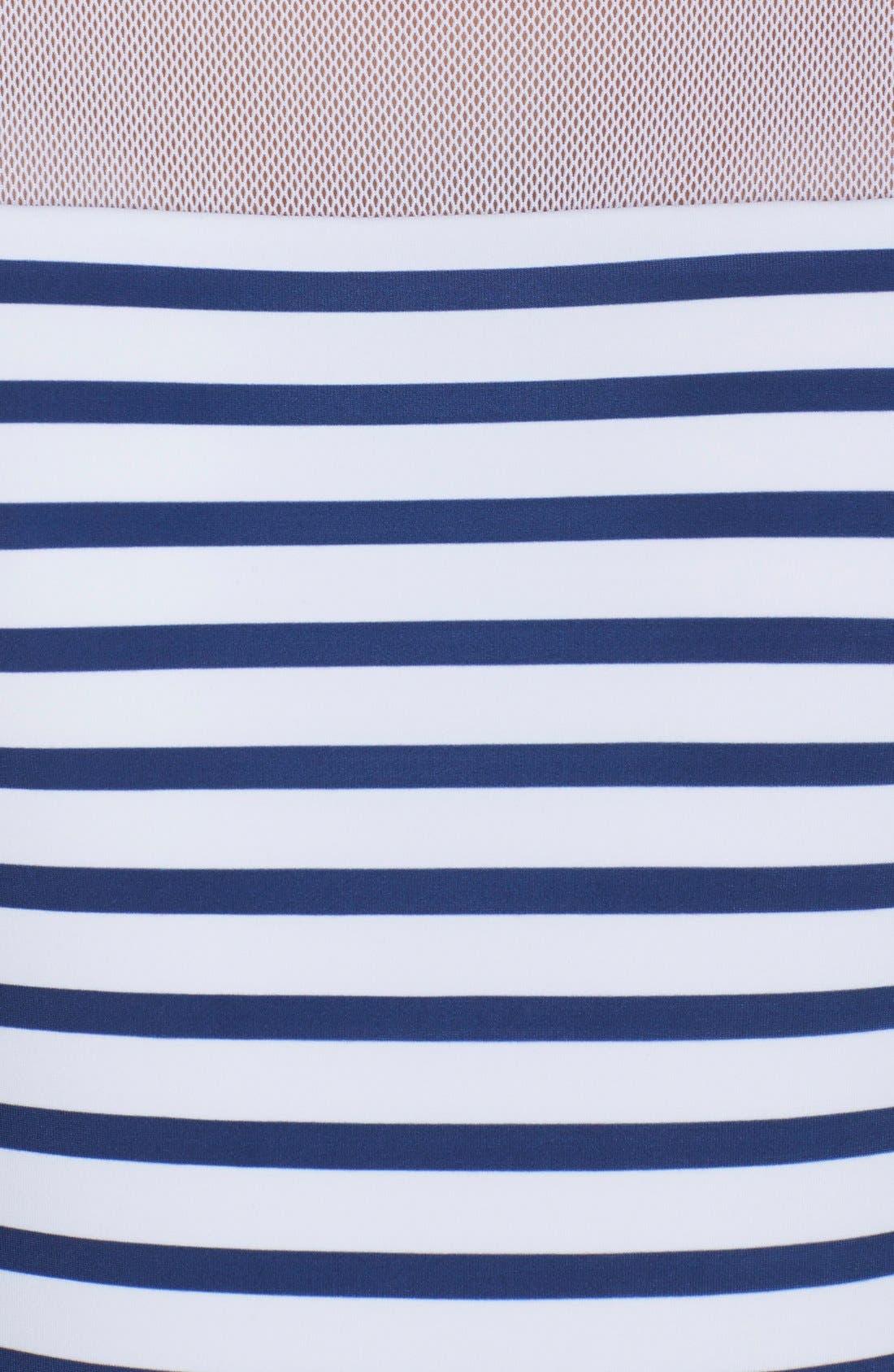 Alternate Image 3  - Blue Life 'Portofino' One-Piece Swimsuit