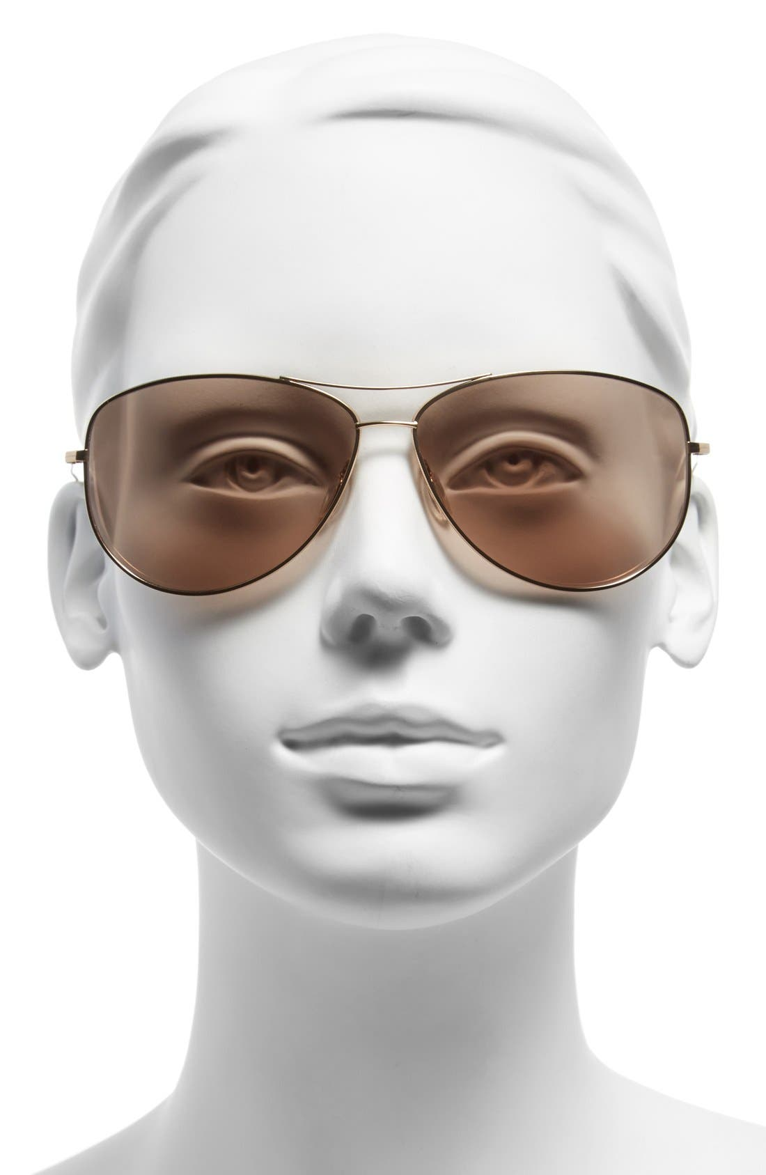 Alternate Image 2  - Oliver Peoples 'Shaelie' 55mm Sunglasses