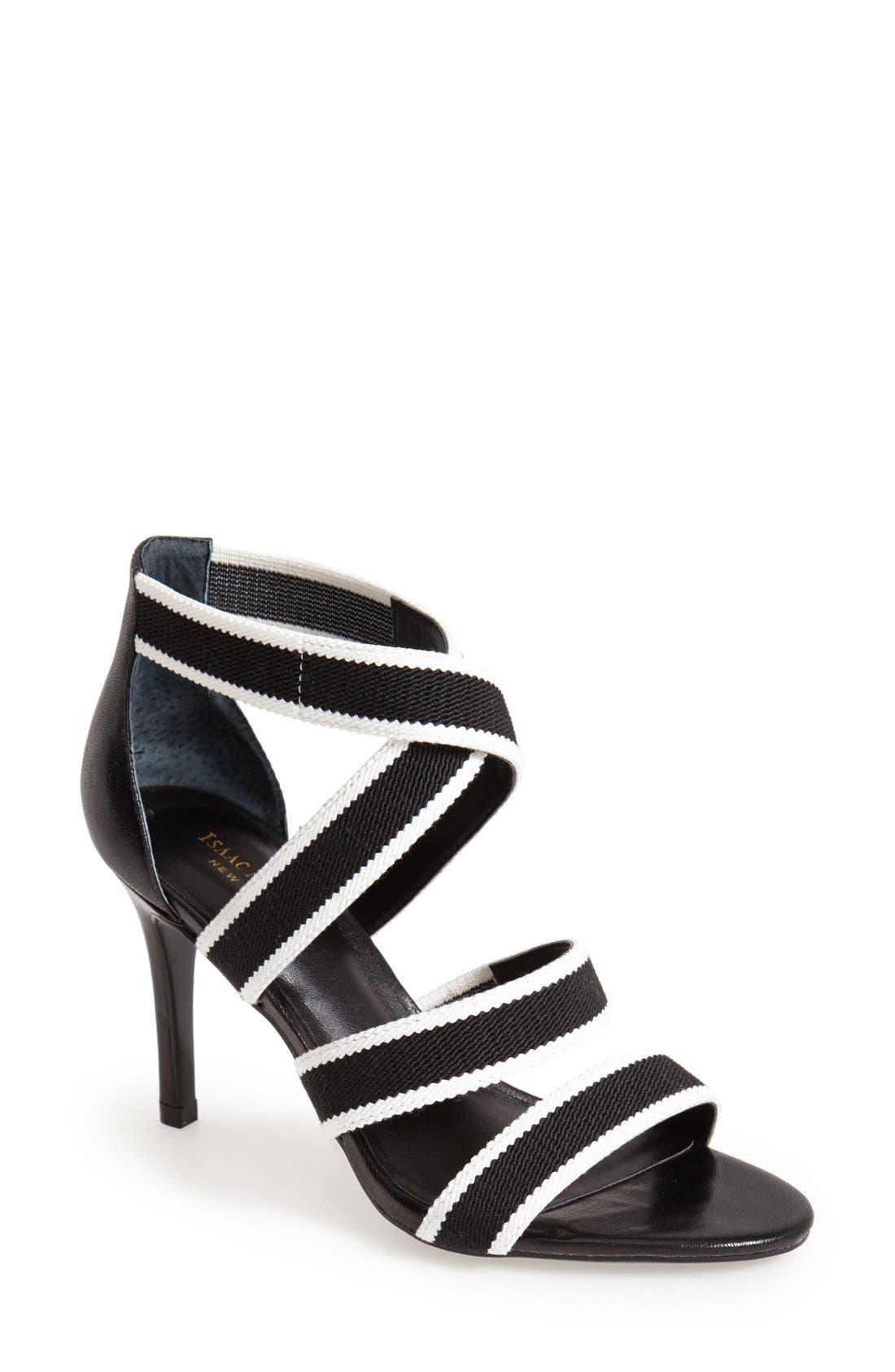 Main Image - Isaac Mizrahi New York 'Pennie' Sandal (Women)