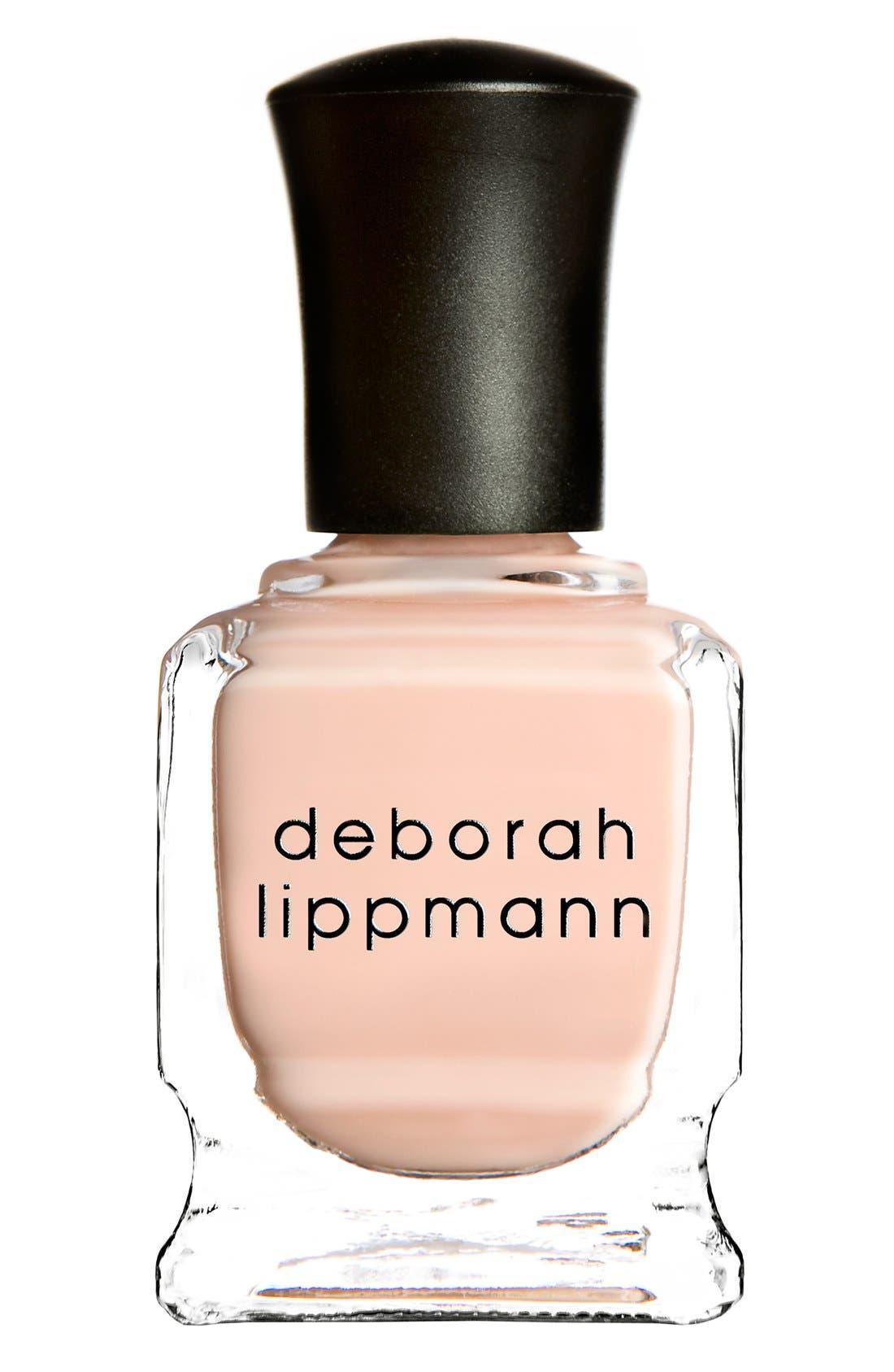 Deborah Lippmann 'All About That Base' CC Base Coat Correct & Conceal