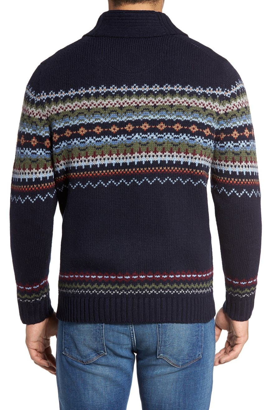 Tommy Bahama Fair Isle Sweater | Nordstrom