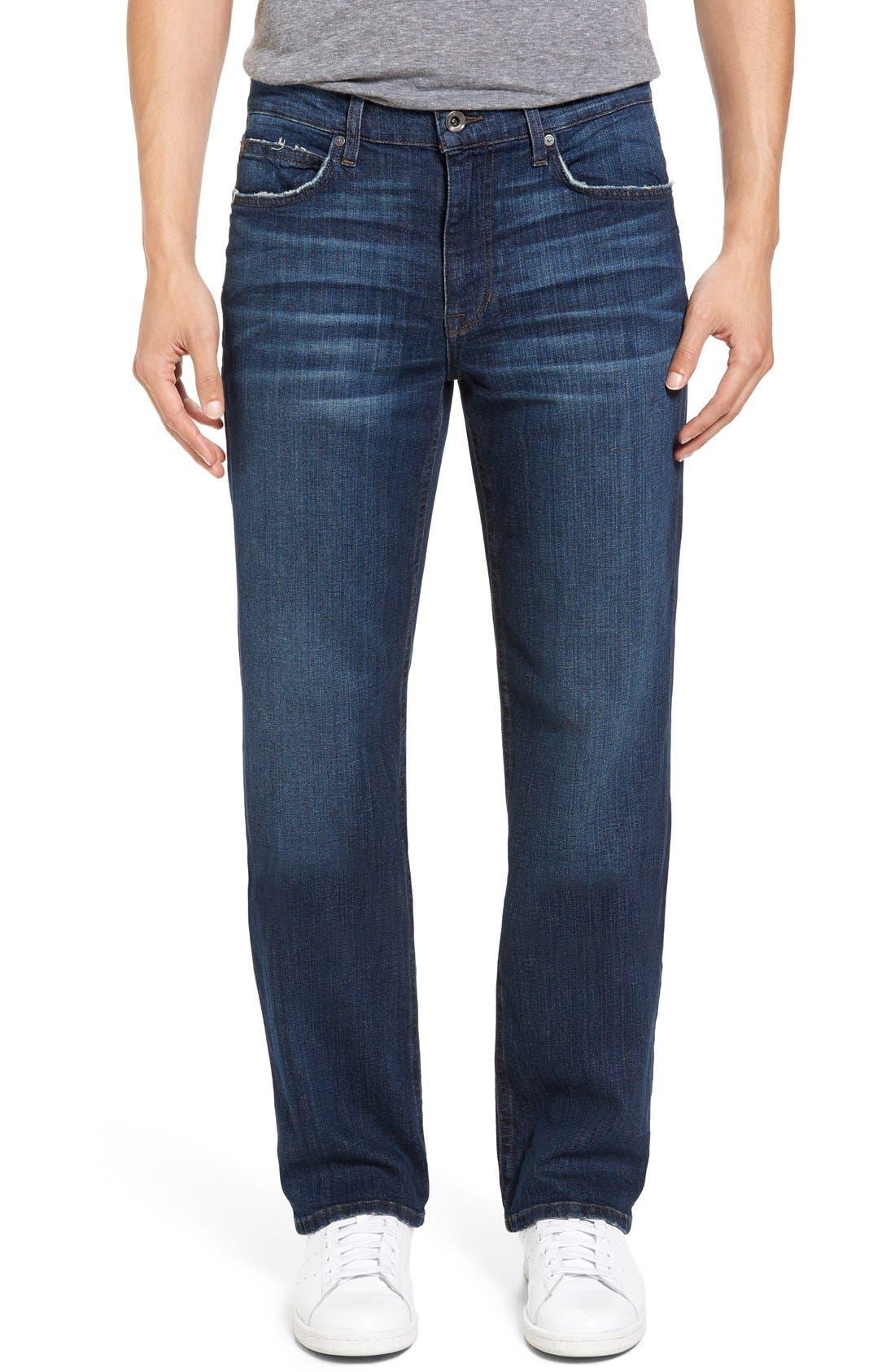 Alternate Image 1 Selected - Joe's Rebel Relaxed Fit Jeans (Kane)