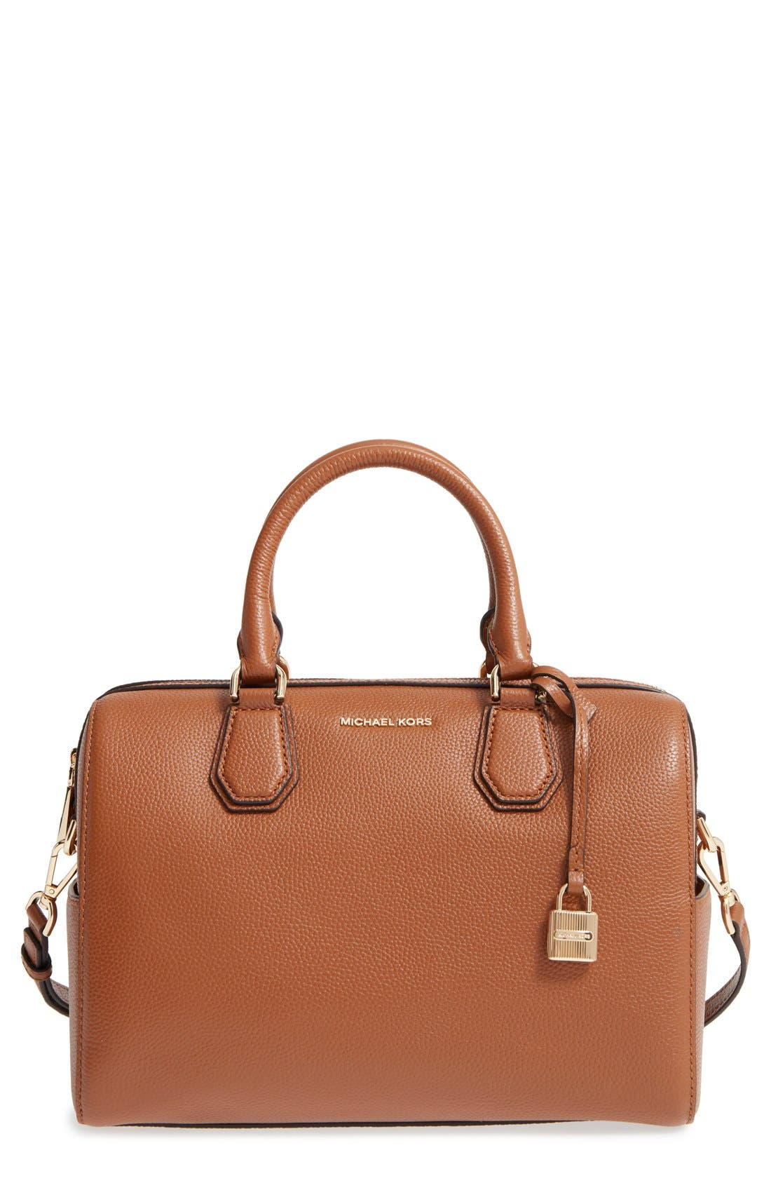 Alternate Image 1 Selected - MICHAEL Michael Kors Medium Mercer Duffel Bag