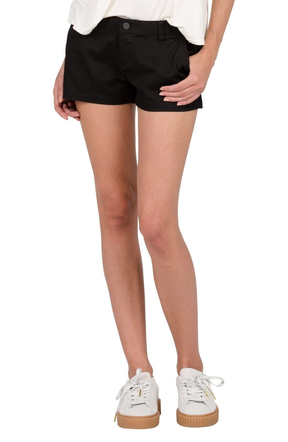 Alternate Image 1 Selected - Volcom Frochickie Chino Shorts