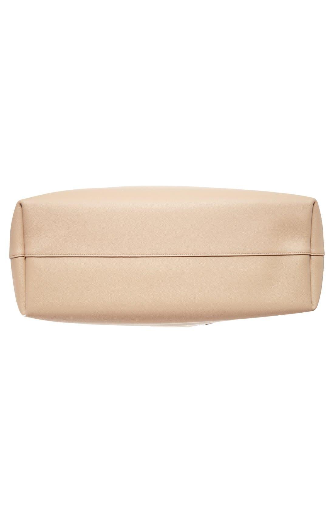 Alternate Image 6  - Saint Laurent 'Shopping' Leather Tote