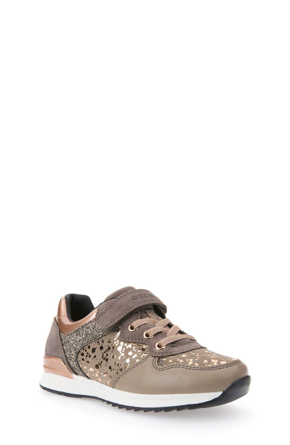 Maisie Sneaker,                         Main,                         color, Dark Beige